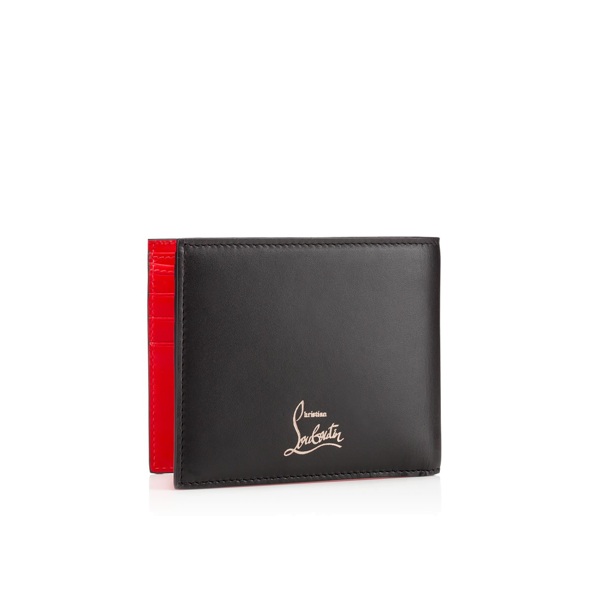 Lyst Christian Louboutin Kaspero Wallet In Black For Men