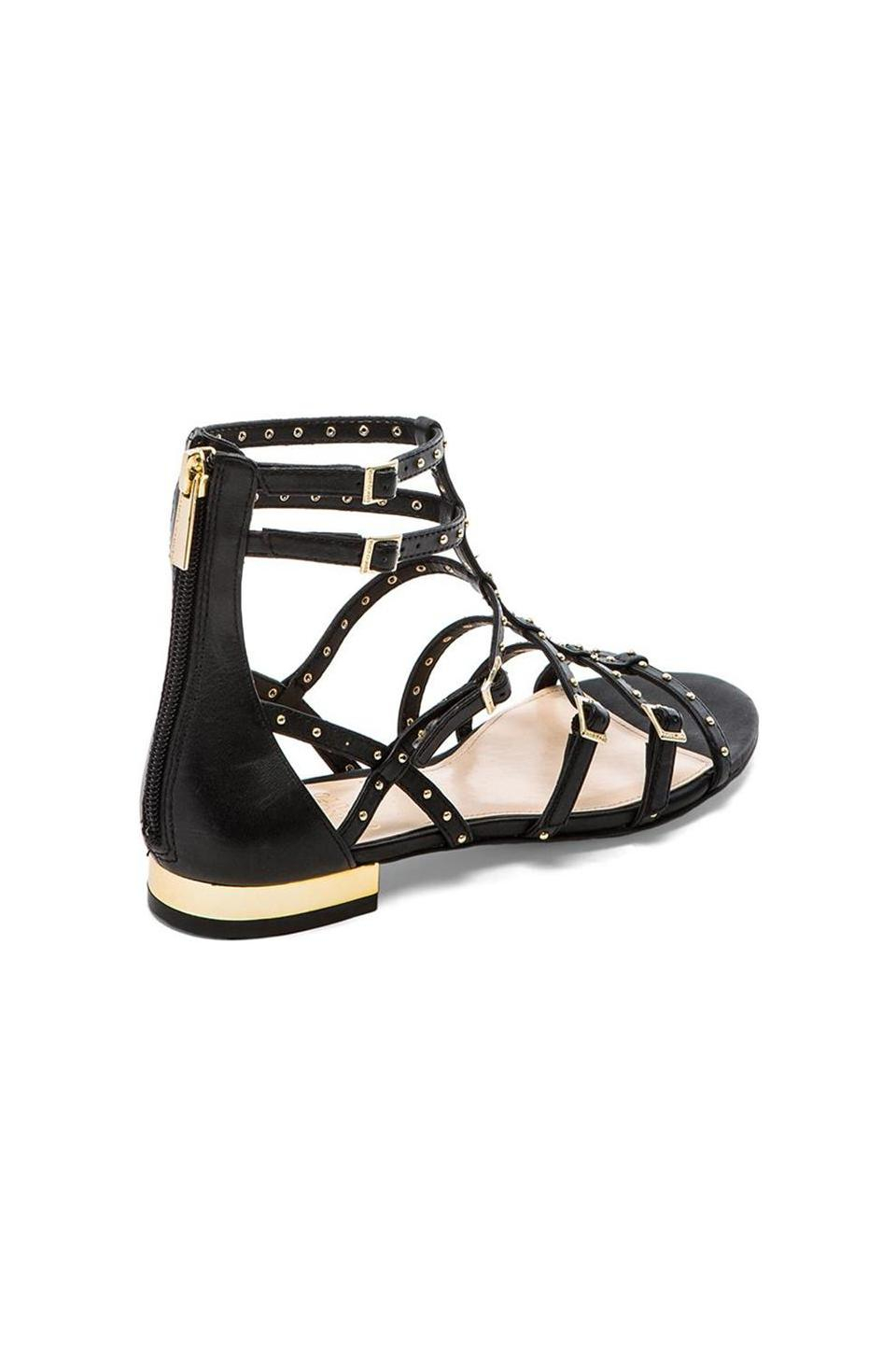 Lyst Vince Camuto Hevelli Sandal In Black