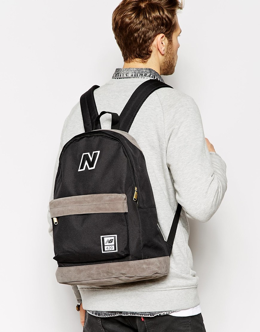 3ad377f747 New Balance Mellow Backpack Black | Building Materials Bargain Center