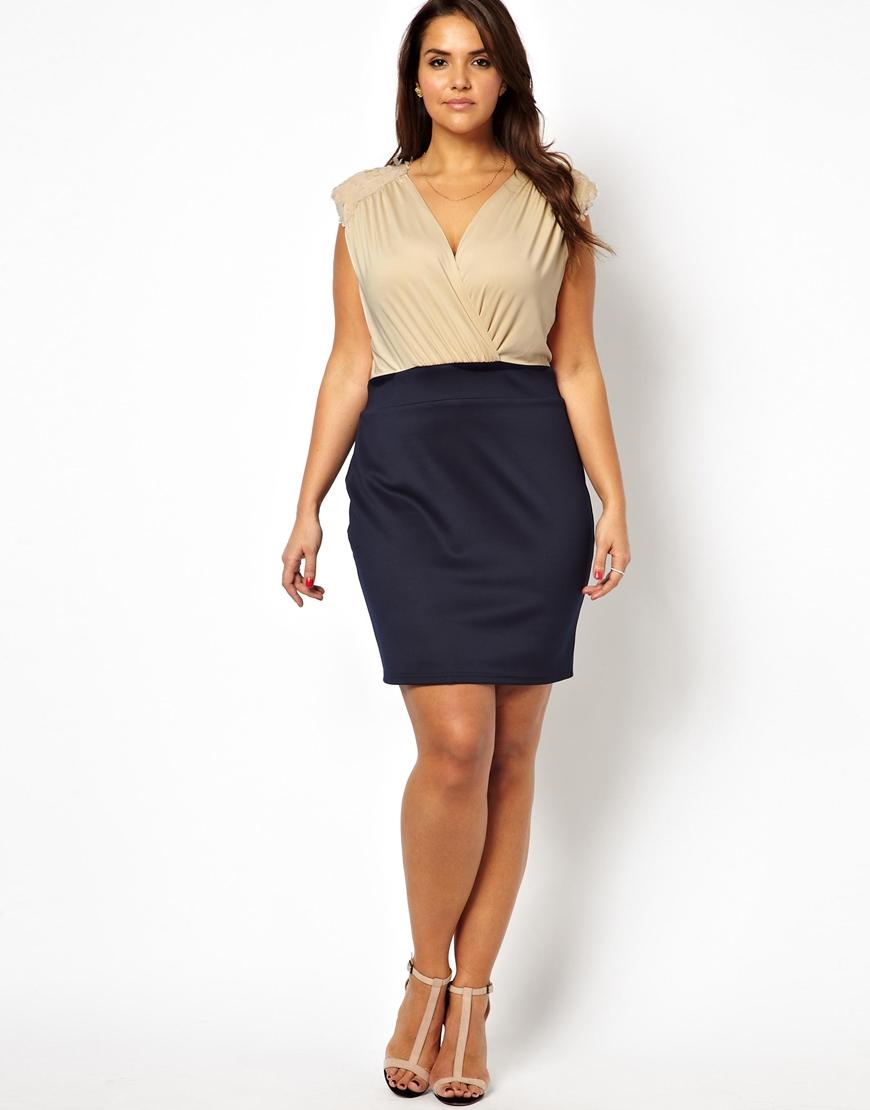 Sequin Shoulder Pad Dress