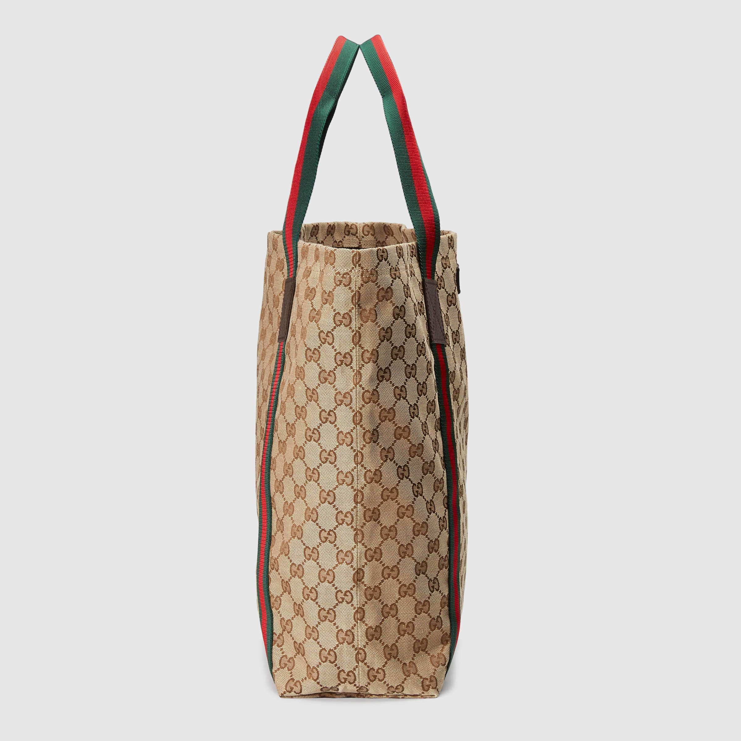 Gucci Original Gg Canvas Tote in Brown for Men - Lyst bc6a41a9aa224
