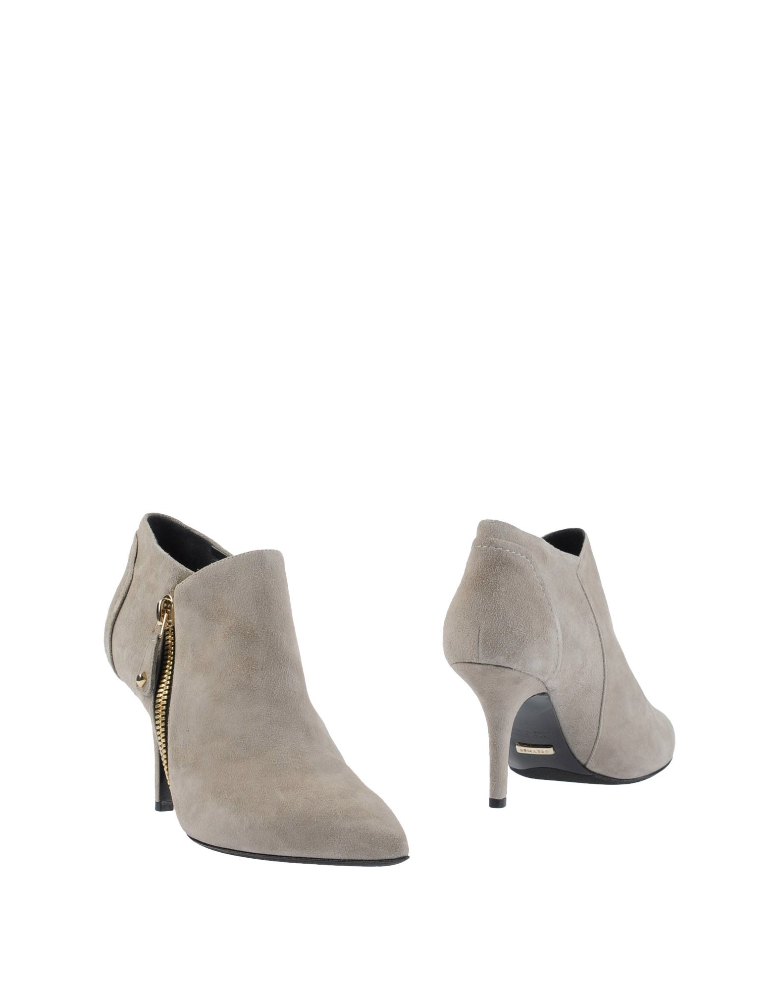 grey mer shoe boots in gray lyst