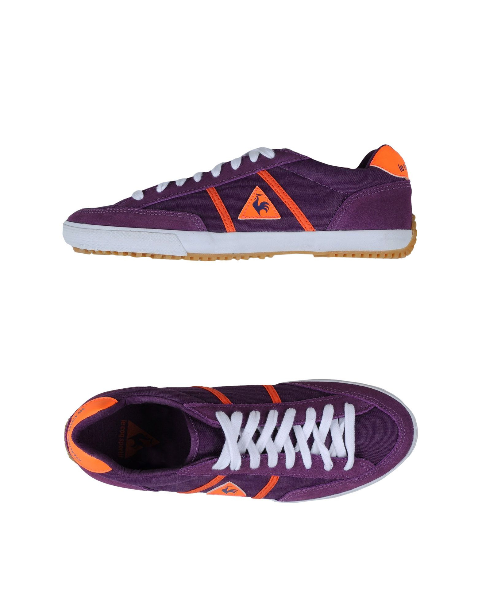 new styles 7dcaf 99685 Le Coq Sportif Trainers in Purple - Lyst