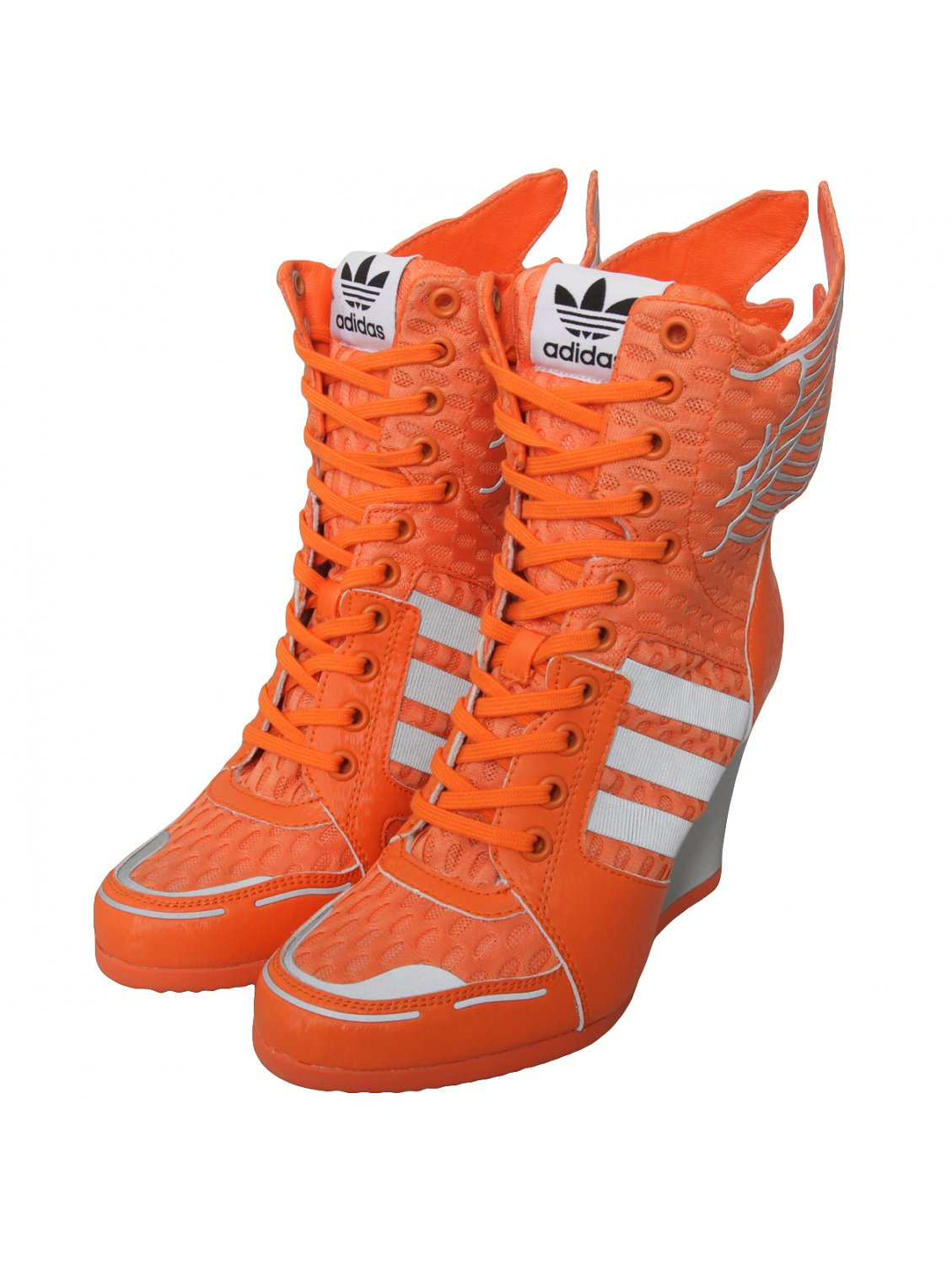 Jeremy In Orange Wedge Lyst Scott For Adidas Wings Athletic QrdhxtsC