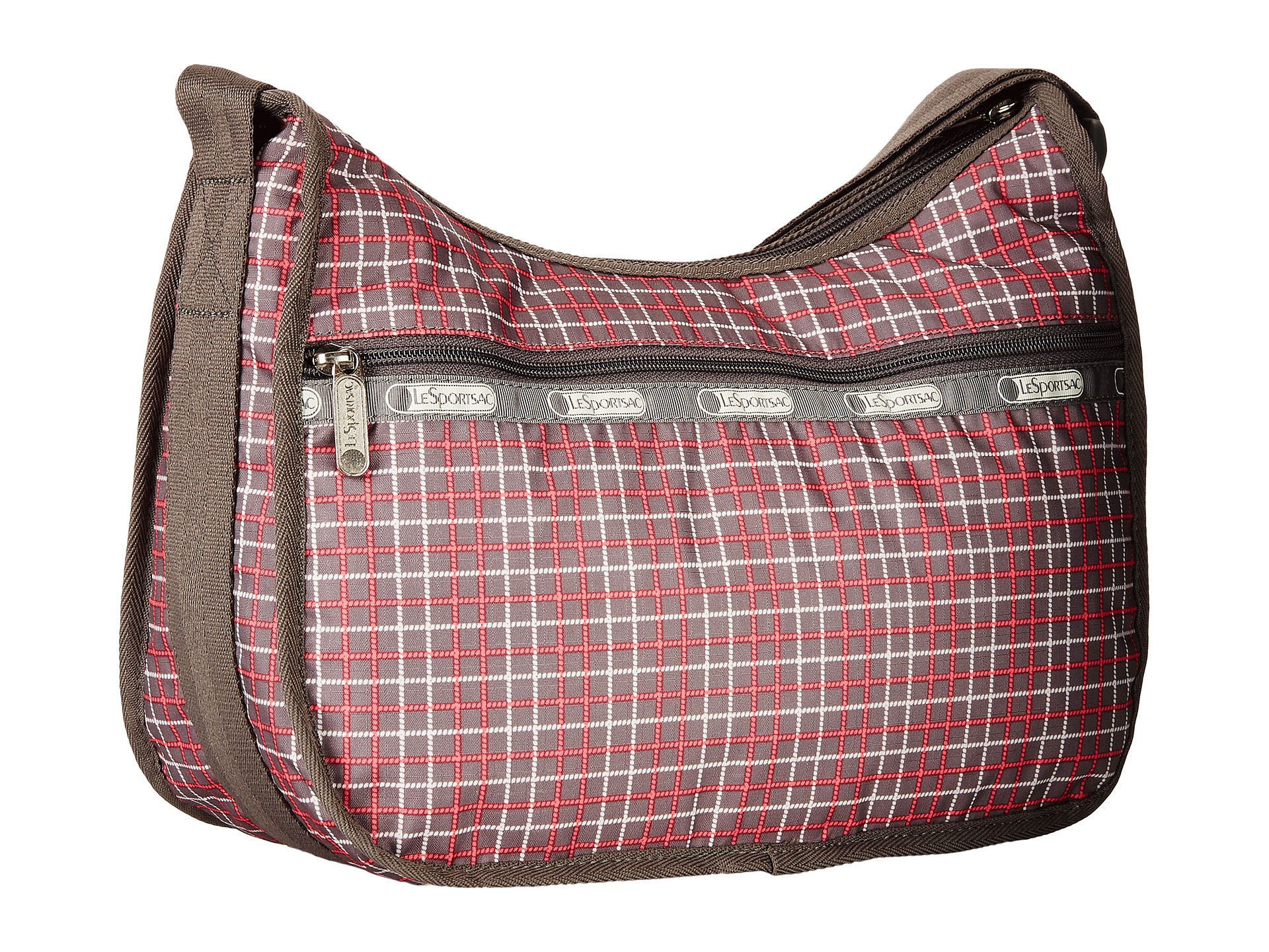 Lesportsac Classic Hobo Bag in Gray | Lyst