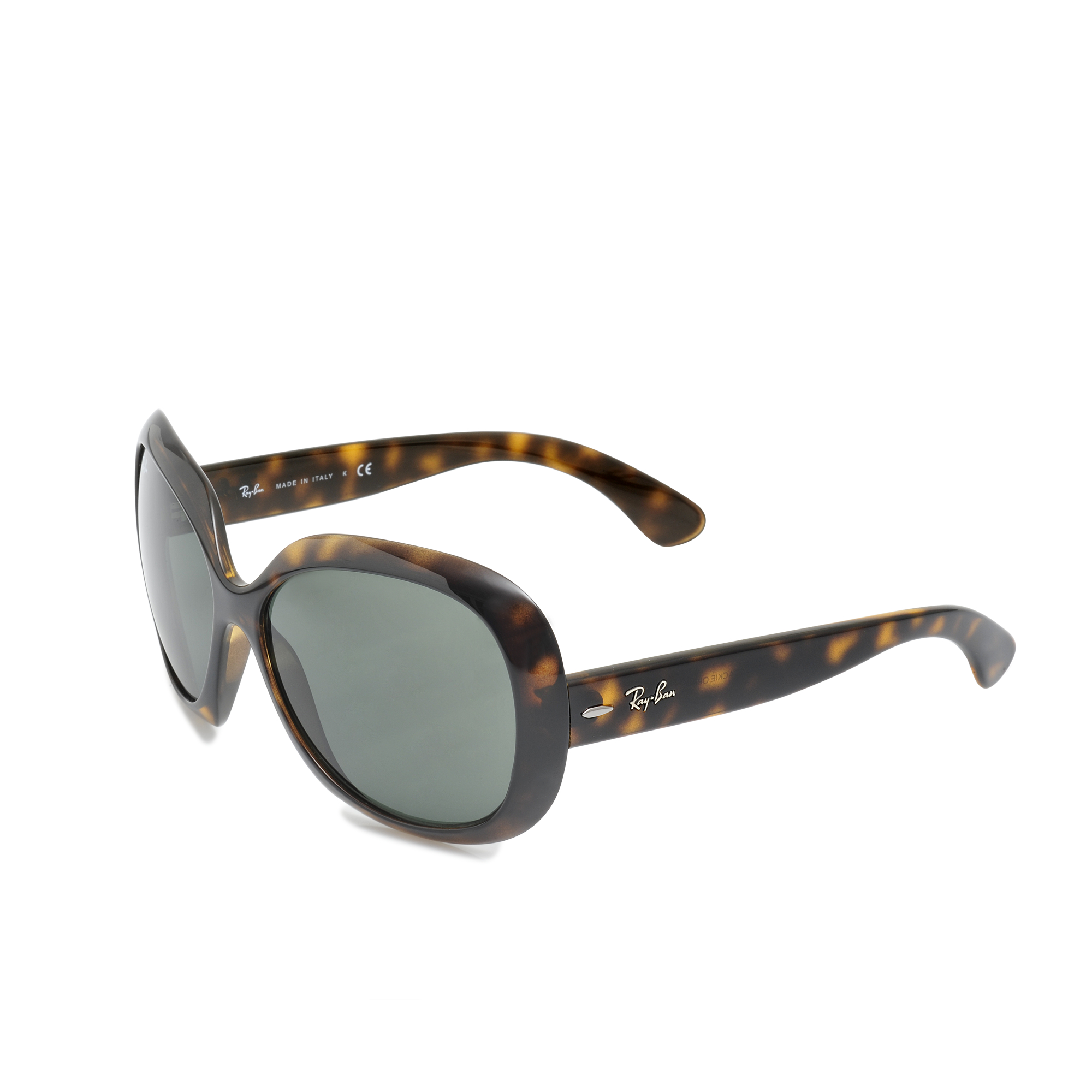 ray ban jackie ohh ii sunglasses 4098 in brown lyst. Black Bedroom Furniture Sets. Home Design Ideas