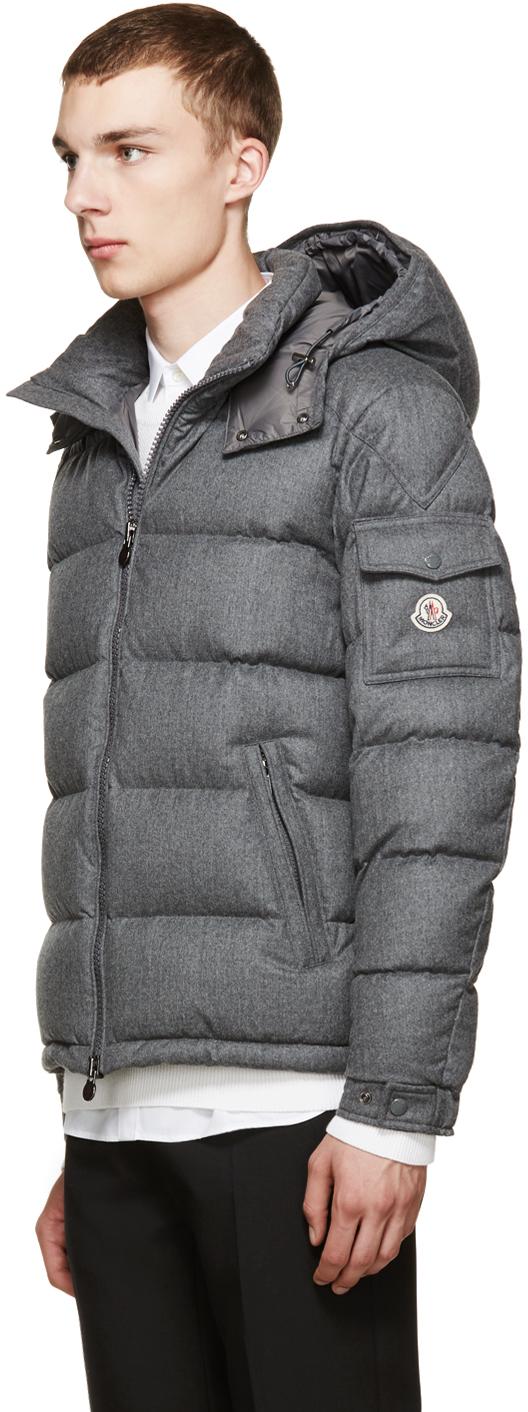 moncler Outerwear Grey