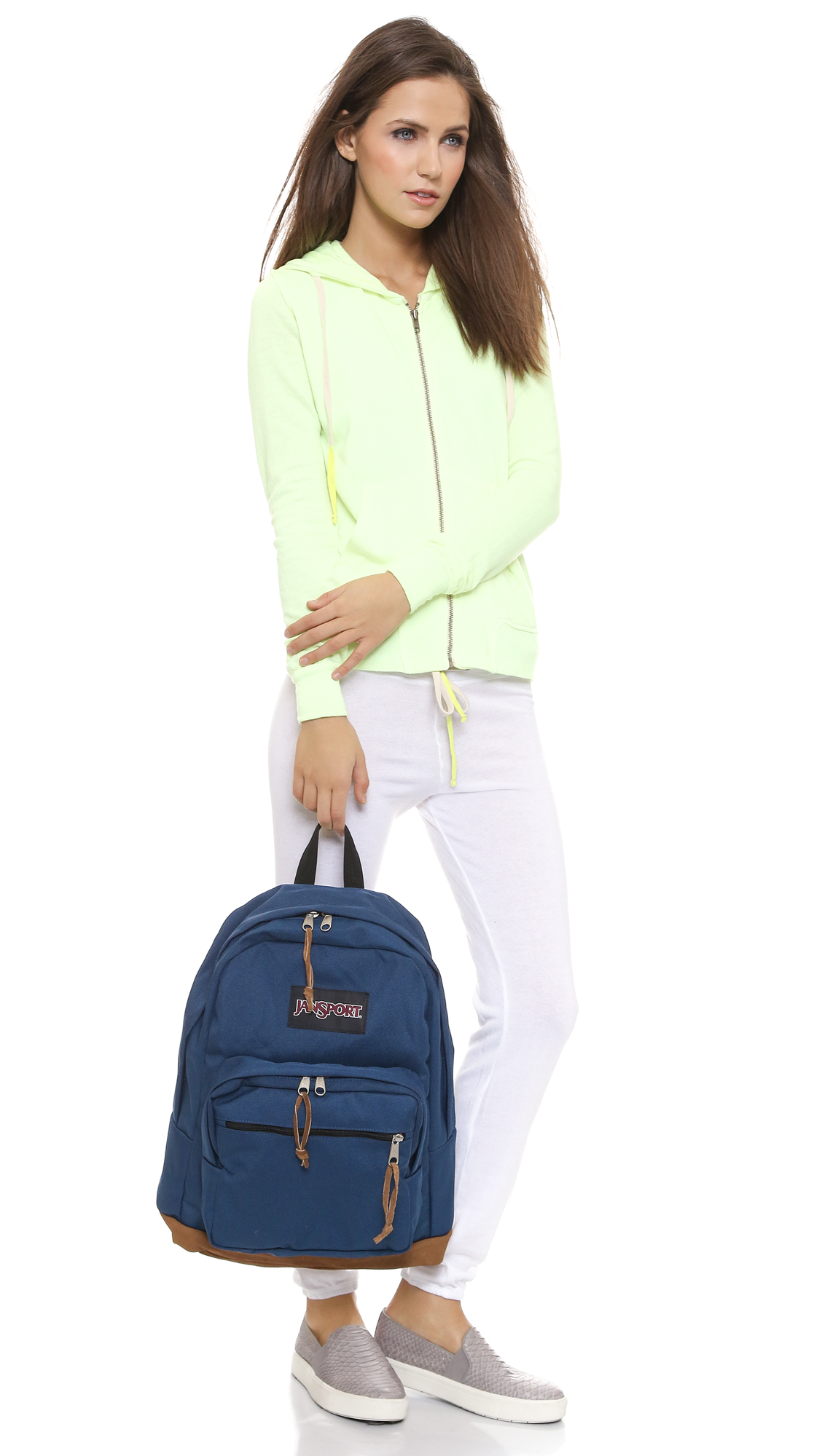 Jansport Classic Right Pack Backpack - Navy in Blue - Lyst f271ae8919