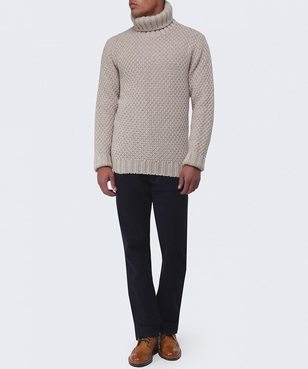 Men's Jumpers & Cardigans Whether you are a classic crew neck or roll neck kind of guy, we've got a huge selection of men's jumpers & cardigans to pick from. Chunky, ribbed or .