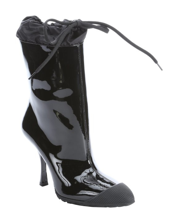 discount largest supplier Miu Miu Leather Pointed-Toe Boots clearance footlocker pictures supply discount footlocker pictures outlet 2014 unisex rzIP2Pz