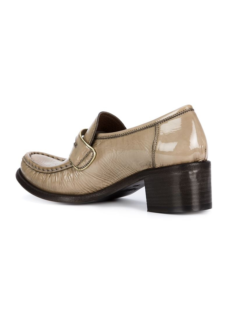 Clearance Enjoy Newest Online Silvano Sassetti Heeled loafers CBjLY7