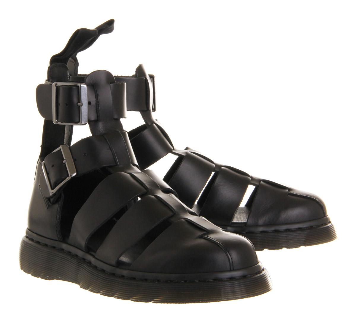 Dr Martens Shore Reinvented Geraldo Ankle Strap Sandal In
