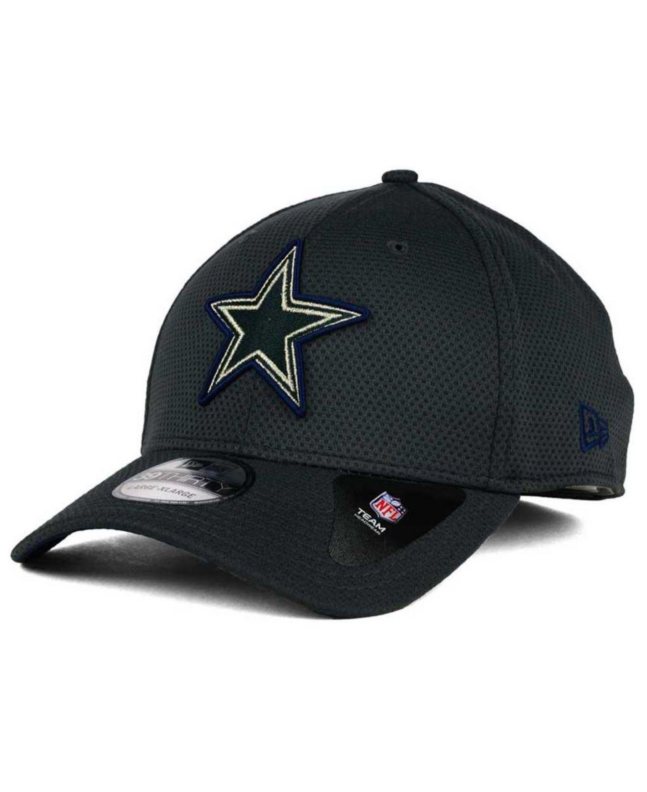 Lyst - Ktz Dallas Cowboys Graphpop Tech 39thirty Cap in Blue for Men 635cf11d0