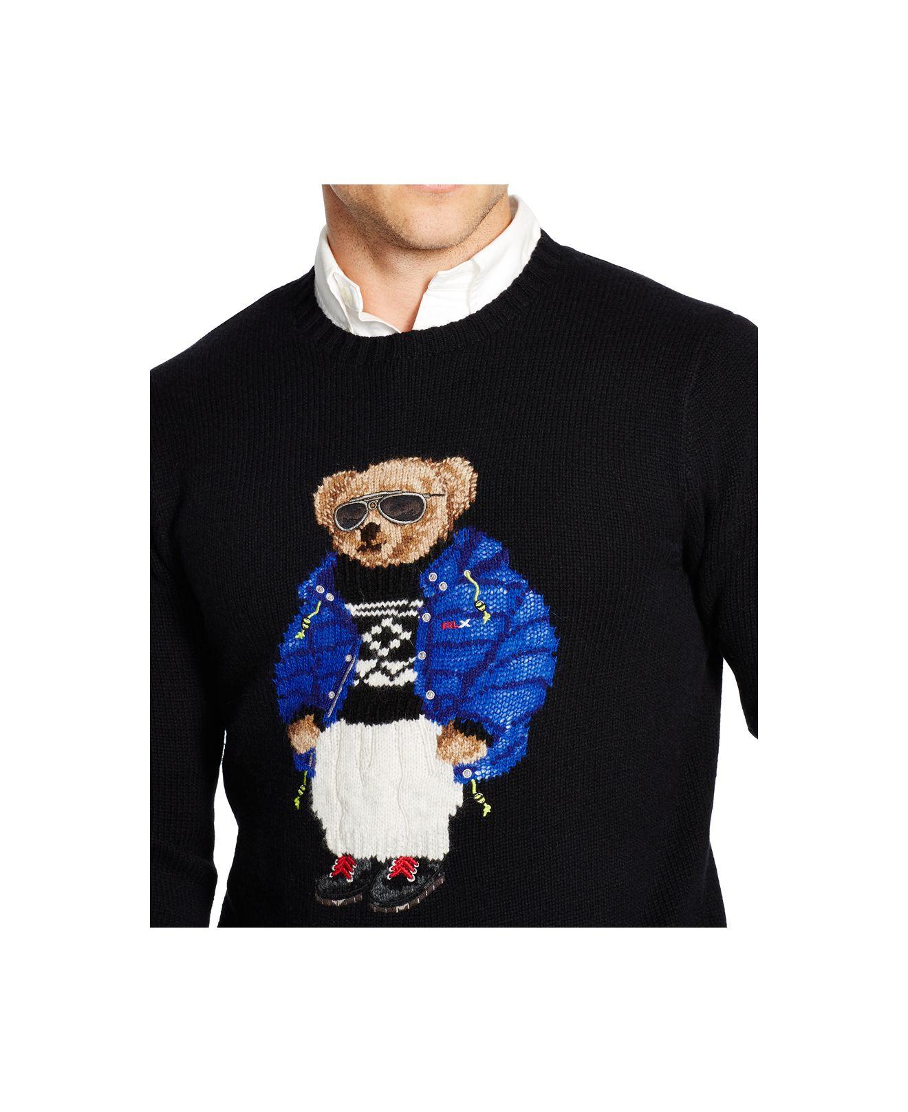 e96ee5f3 Ralph Lauren Polo Bear T Shirt Mens