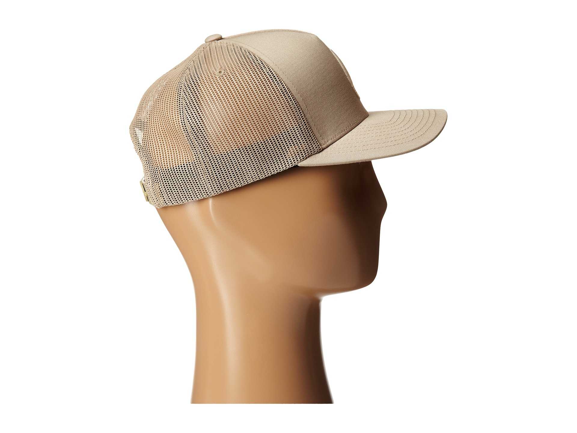 Lyst - Nixon Iconed Trucker Hat in Natural 1ad173bb184
