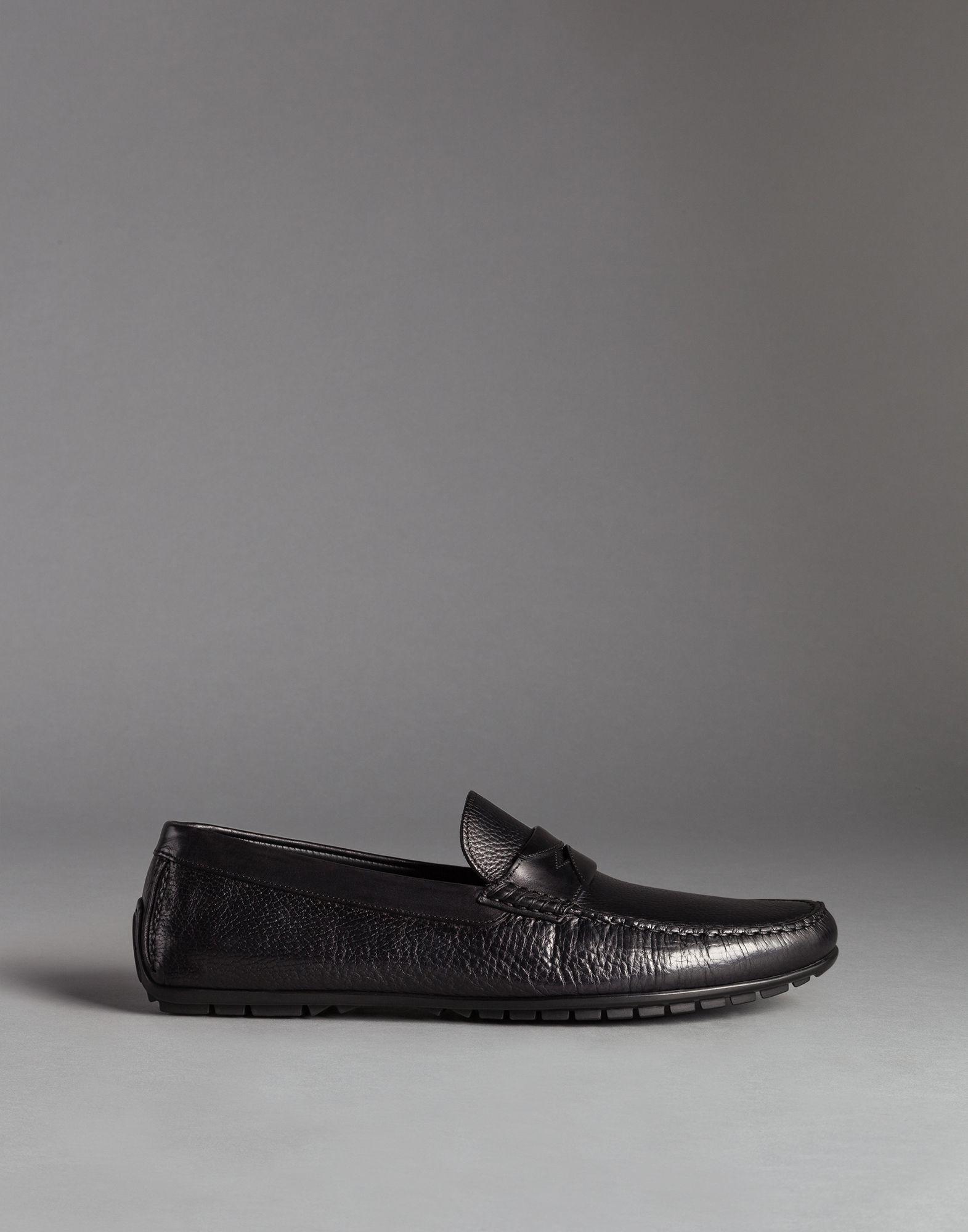 4af8a4e1cdf Lyst - Dolce   Gabbana Matisse Calfskin Ragusa Driving Shoes in ...