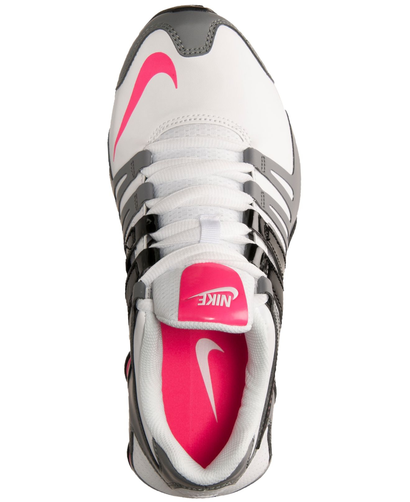 official photos c2acc 80d23 ... usa lyst nike womens shox current running sneakers from finish line  17f28 2590b