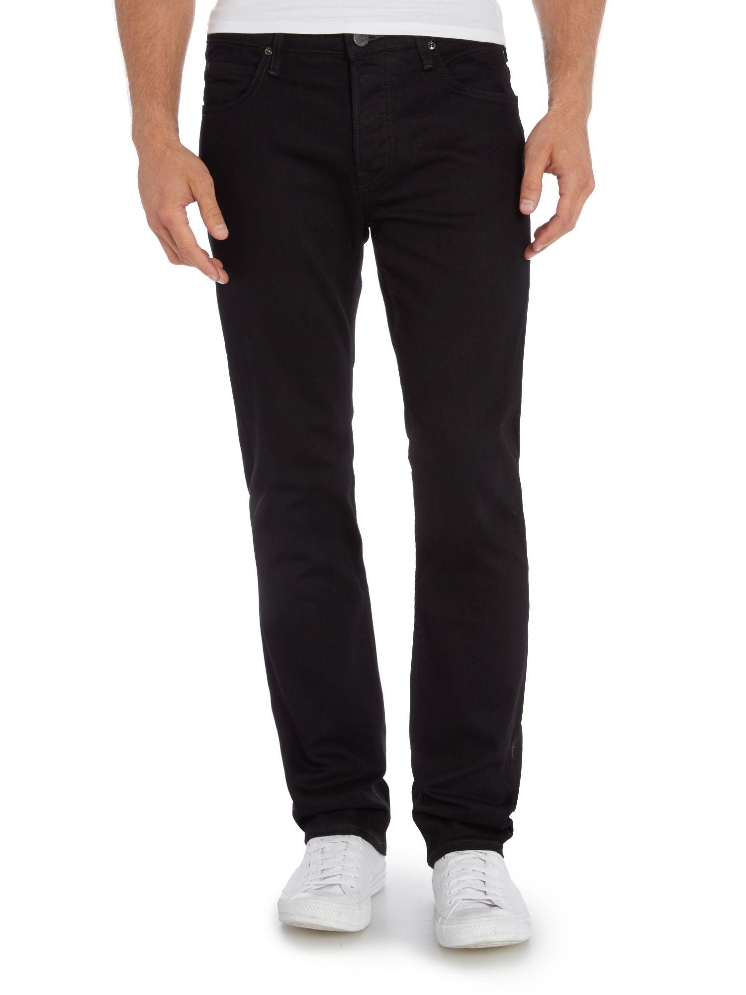 lee black jeans for men - photo #11