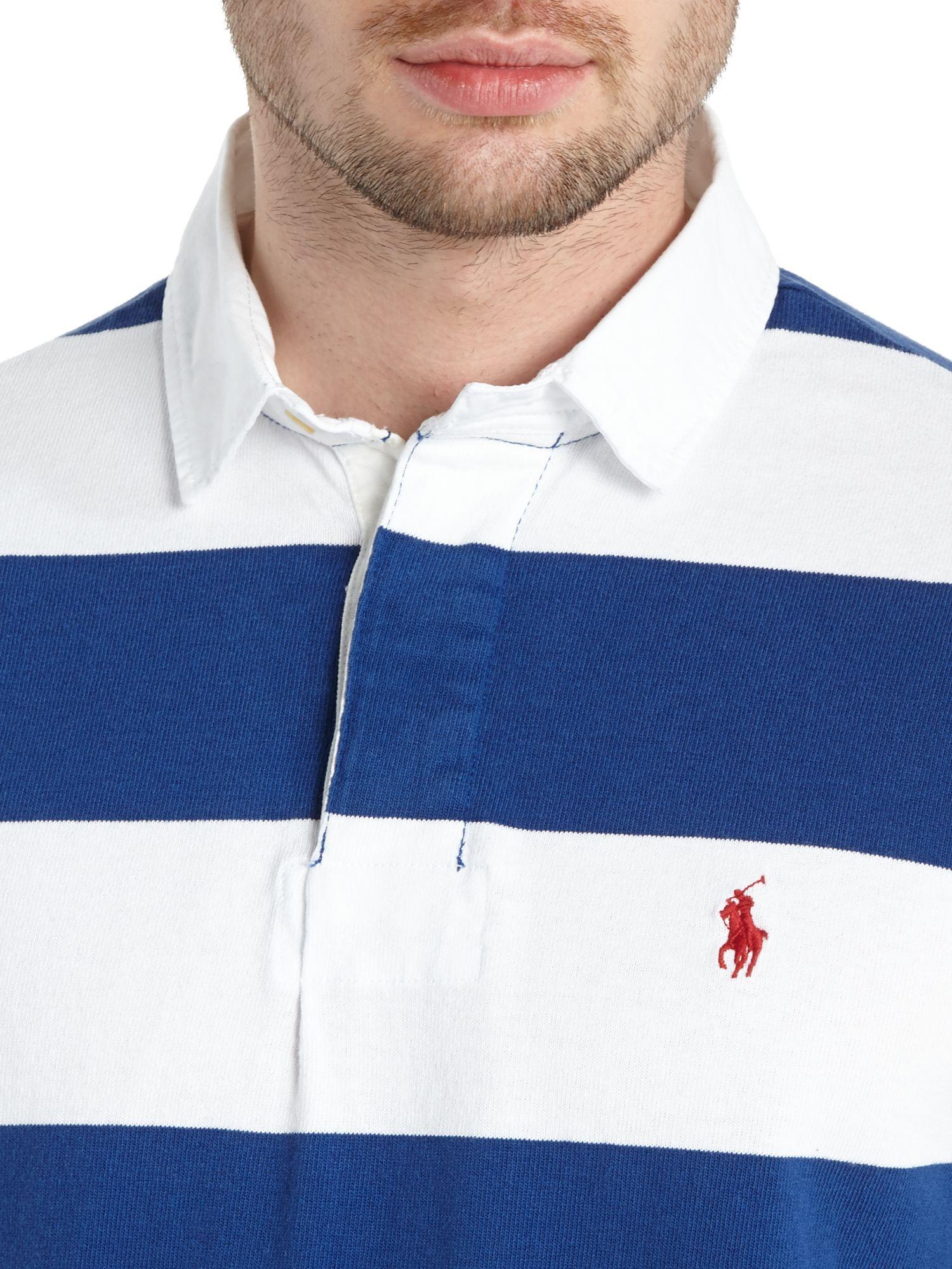 Fit Lauren Polo Rugby Slim Ralph Shirt OPkXuTiwZ
