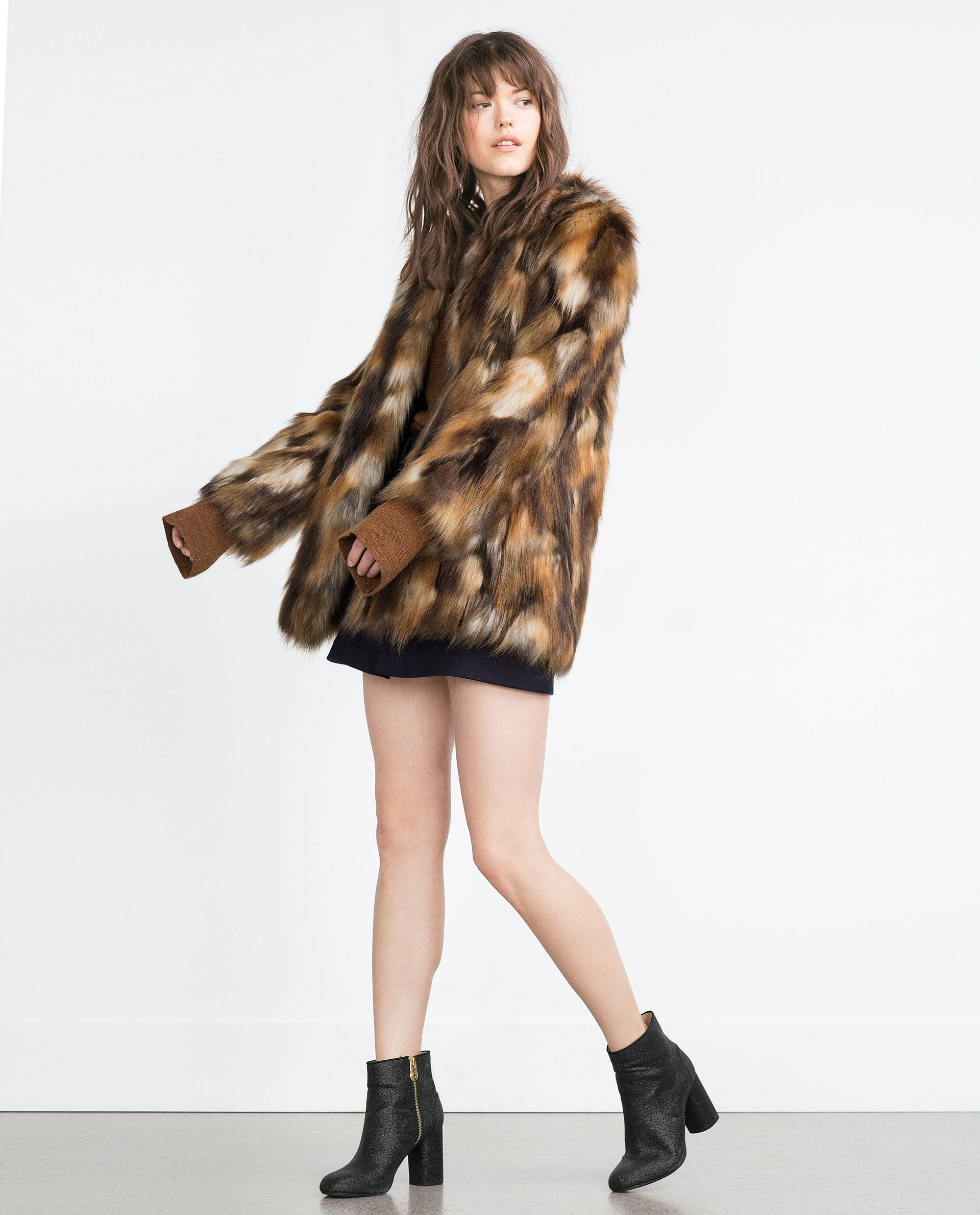 Shop eBay for great deals on Zara Faux Fur Coats, Jackets & Vests for Women. You'll find new or used products in Zara Faux Fur Coats, Jackets & Vests for Women on eBay. Free shipping on selected items.