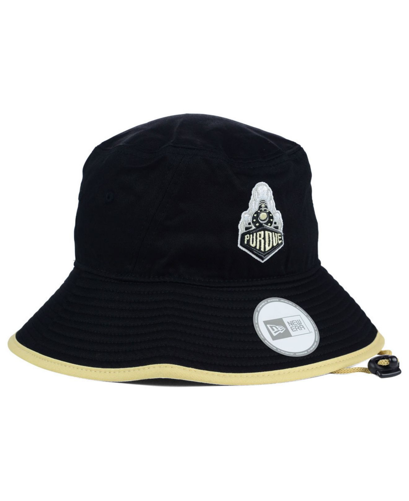 ... norway lyst ktz purdue boilermakers tip bucket hat in black for men  cd036 cd445 d152bec3482f
