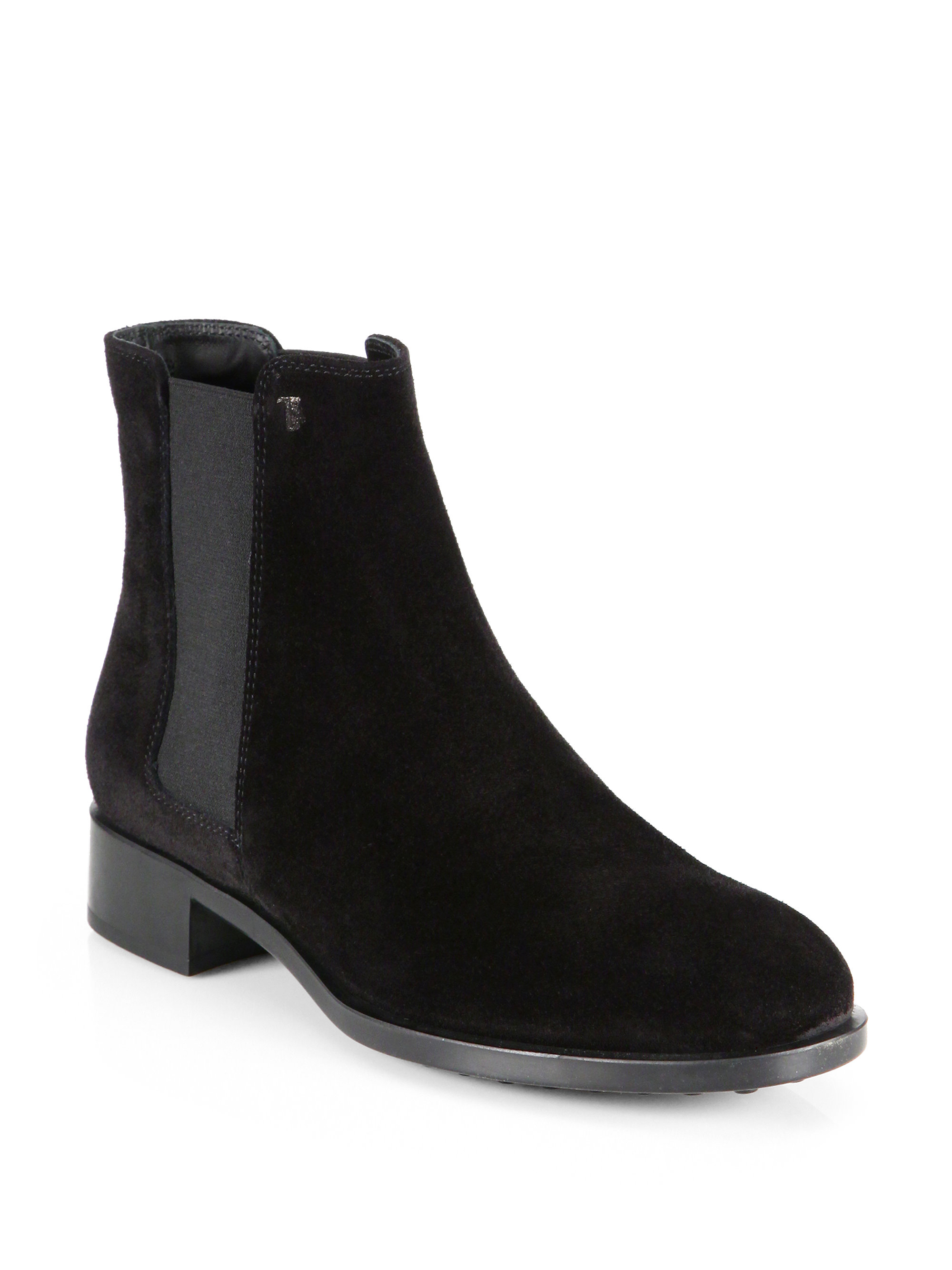 Tod's Women's Classic Chelsea Boot FMvKIB7crF