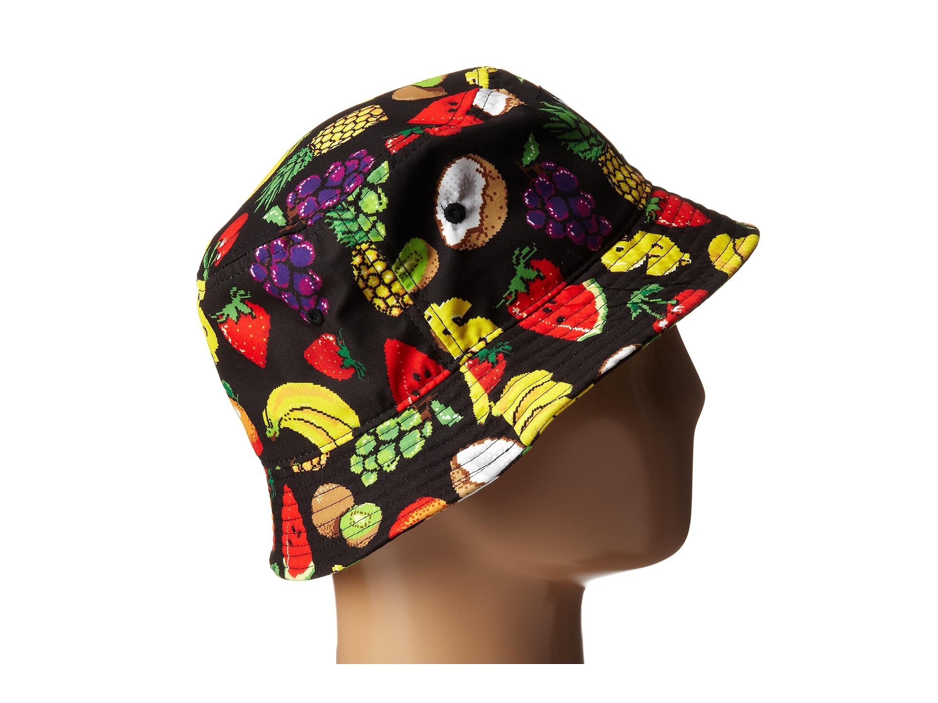 Lyst - Neff Hard Fruit Bucket Hat f88297f1aa5