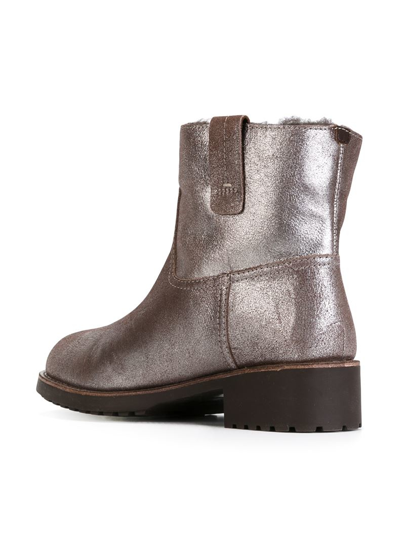 Free shipping BOTH ways on metallic boots, from our vast selection of styles. Fast delivery, and 24/7/ real-person service with a smile. Click or call
