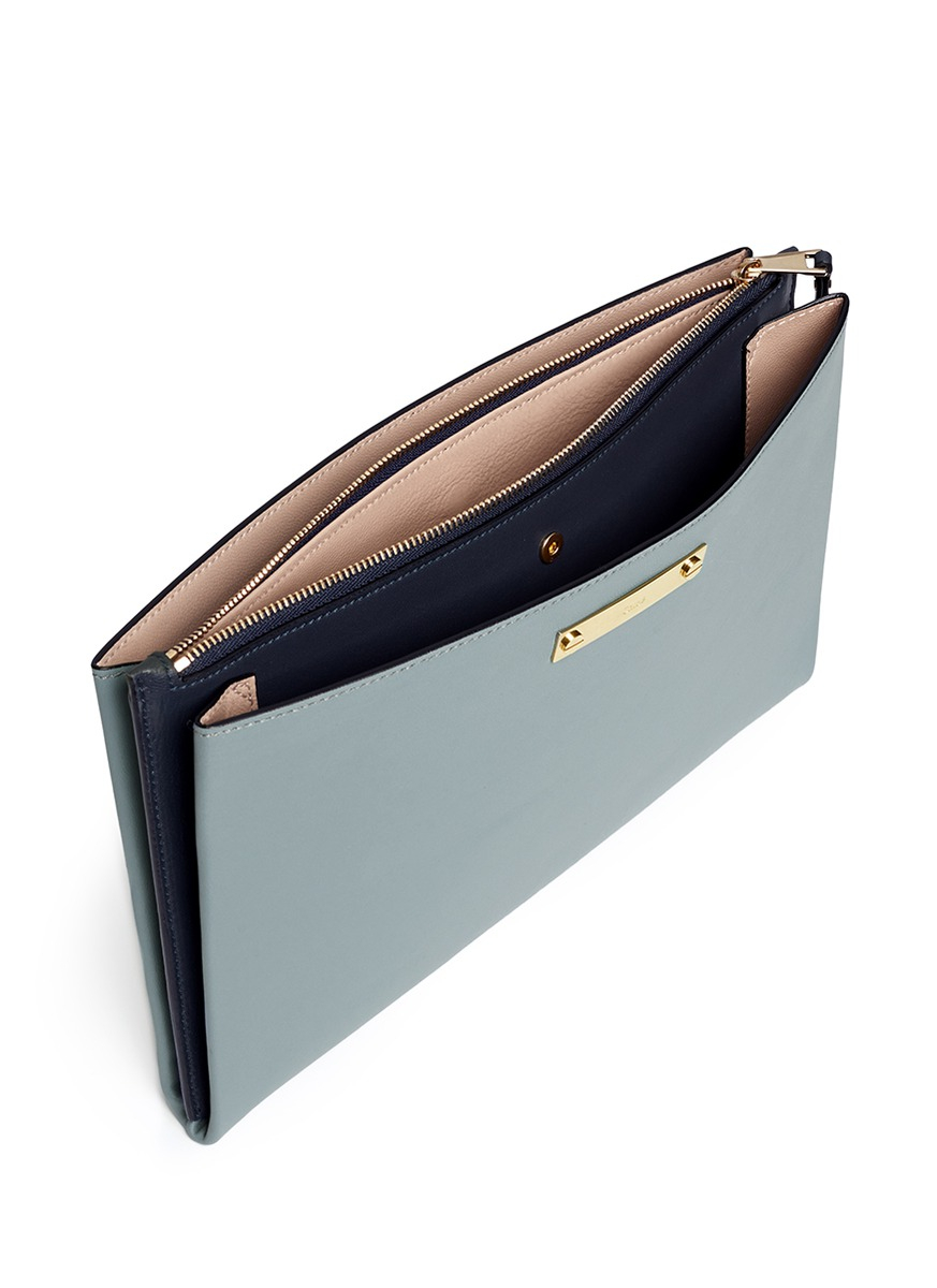replica chloe classic 9806 ladies lambskin black bag