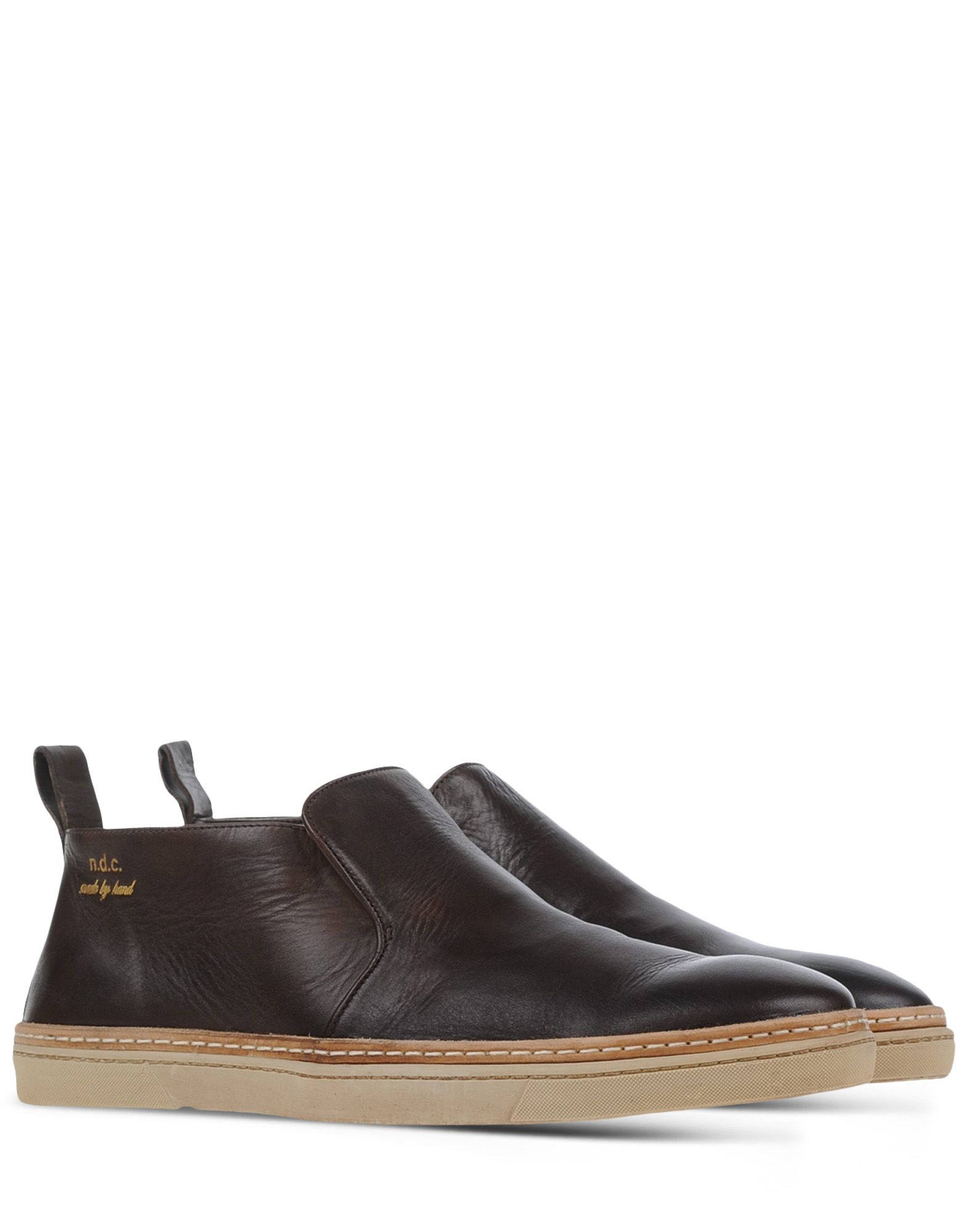 ndc high top dress shoes in brown for cocoa lyst