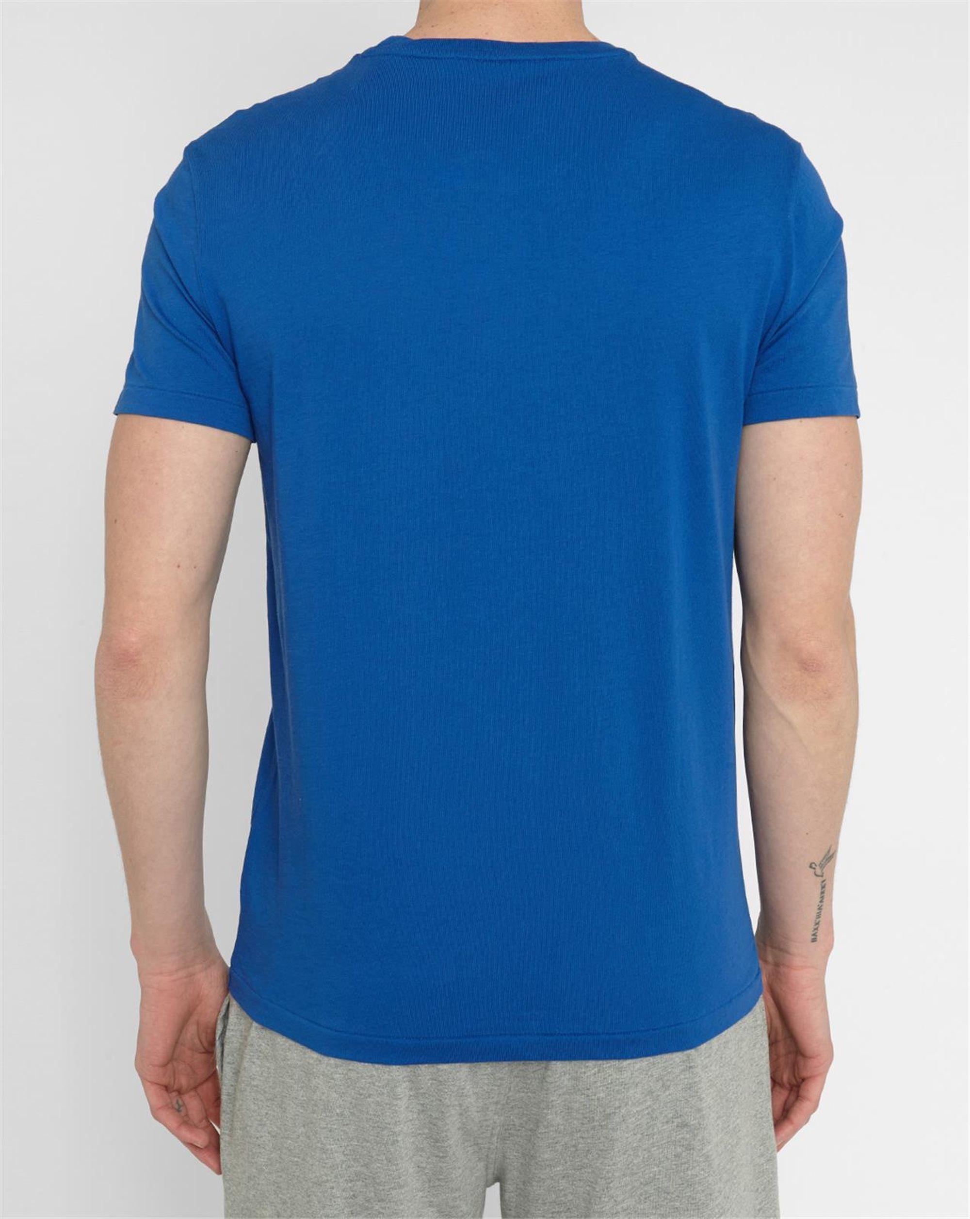 POLO Ralph Lauren Polo T-shirt in Royal Blue A12KS13MC0004
