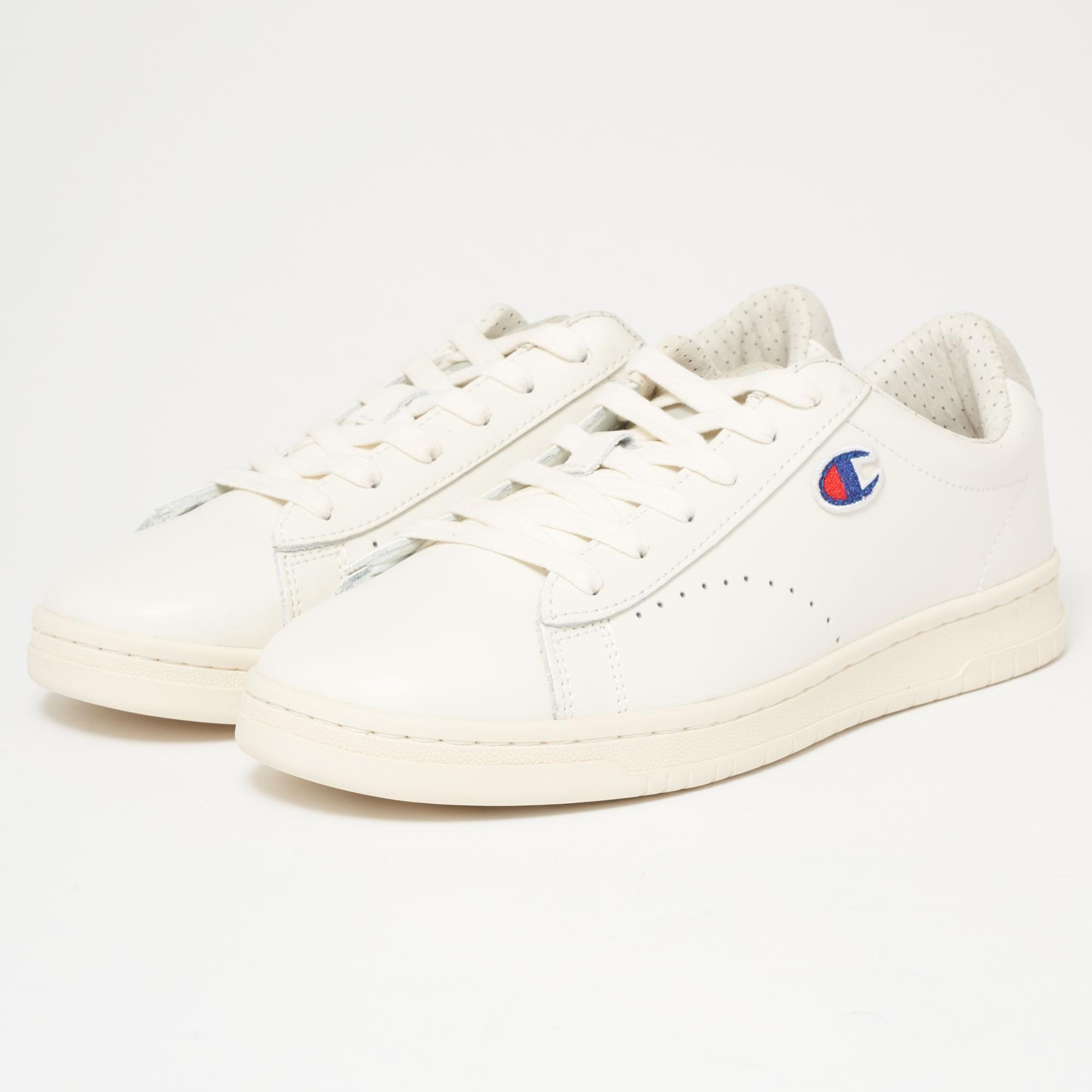 e83d57aff11b9 Lyst - Champion 919 Low Top  c  Patch Trainers in White for Men ...