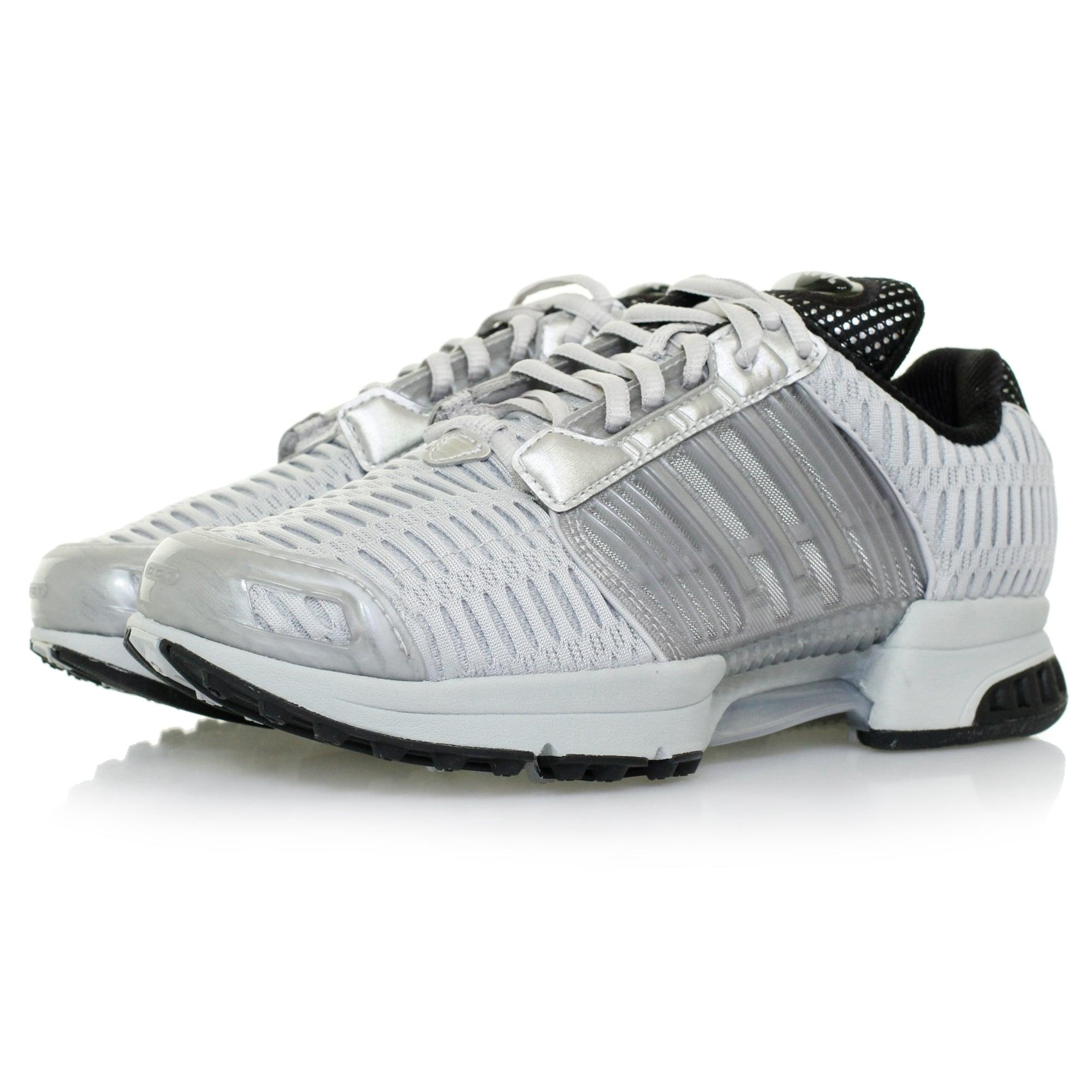 purchase cheap 2d440 daa76 Lyst - Adidas Originals Clima Cool 1 Silver Shoe in Metallic
