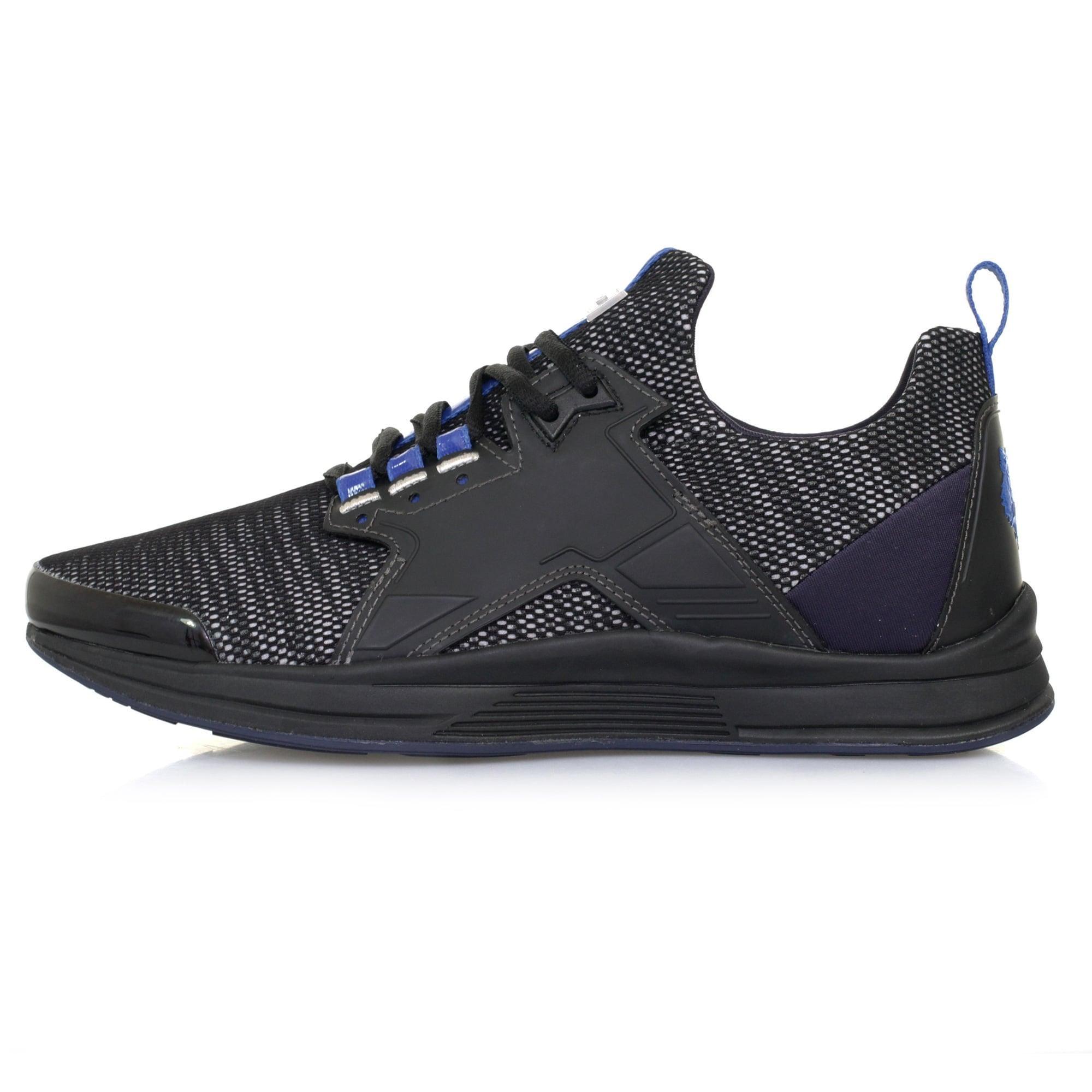 0e5c0089d033 Lyst - KENZO Ozzy E17 Mesh Black Shoe in Black for Men
