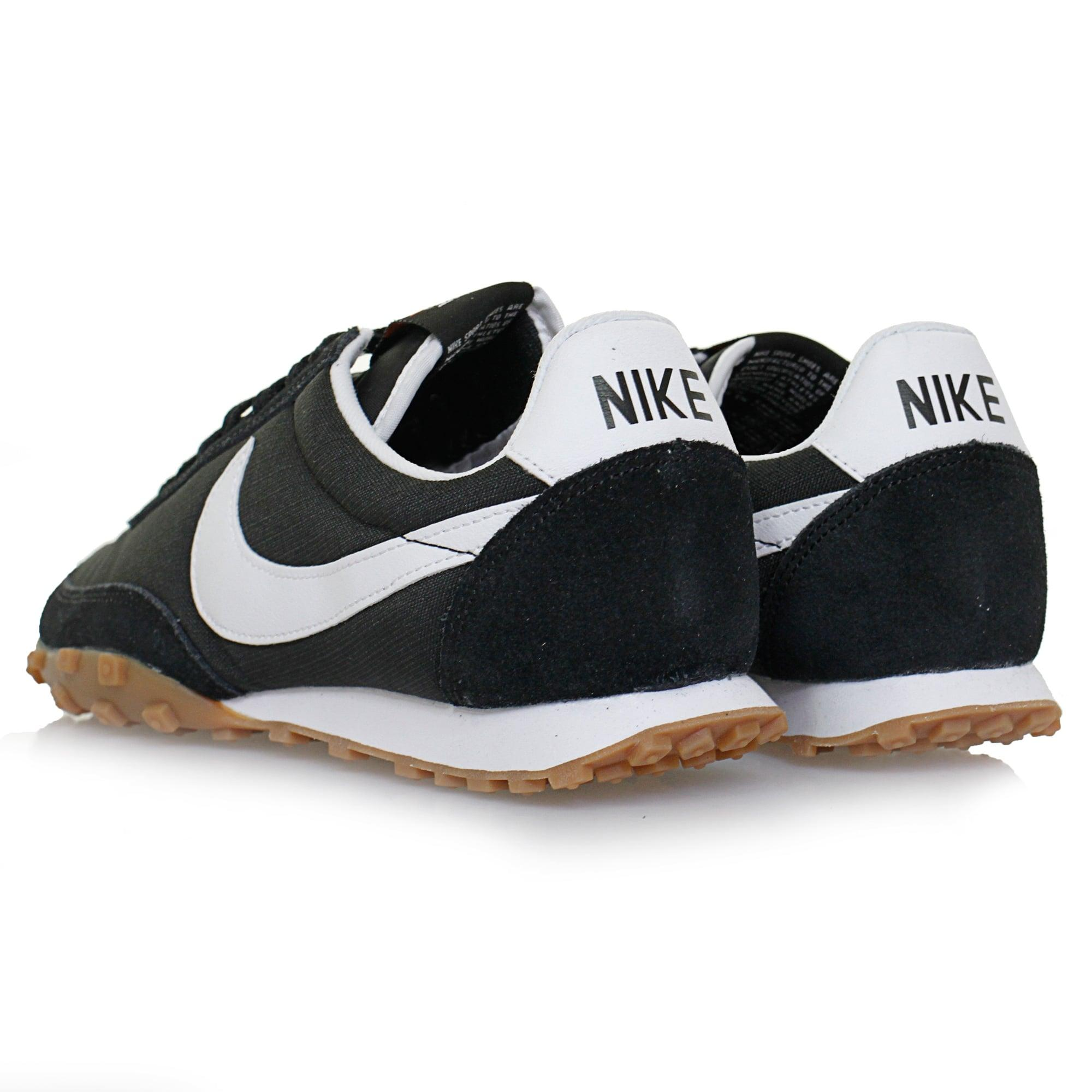 nike waffle racer 17 black shoe 876255 in black for men lyst. Black Bedroom Furniture Sets. Home Design Ideas