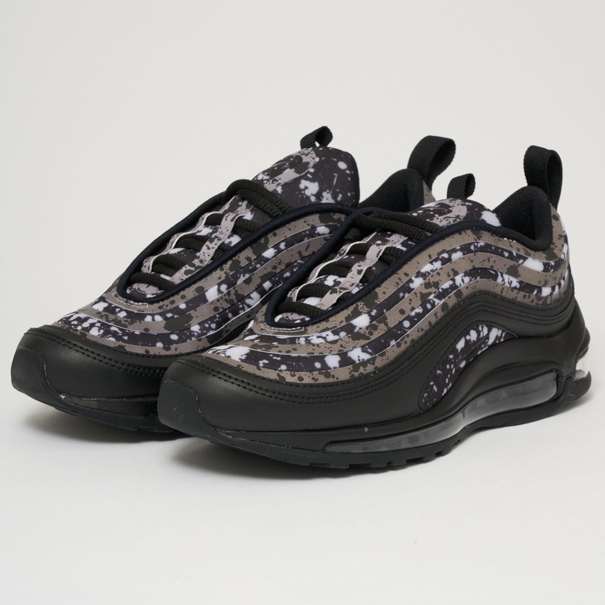 0fd3a7d1ff05 Nike Air Max 97 Ultra 17 Prm in Black for Men - Lyst