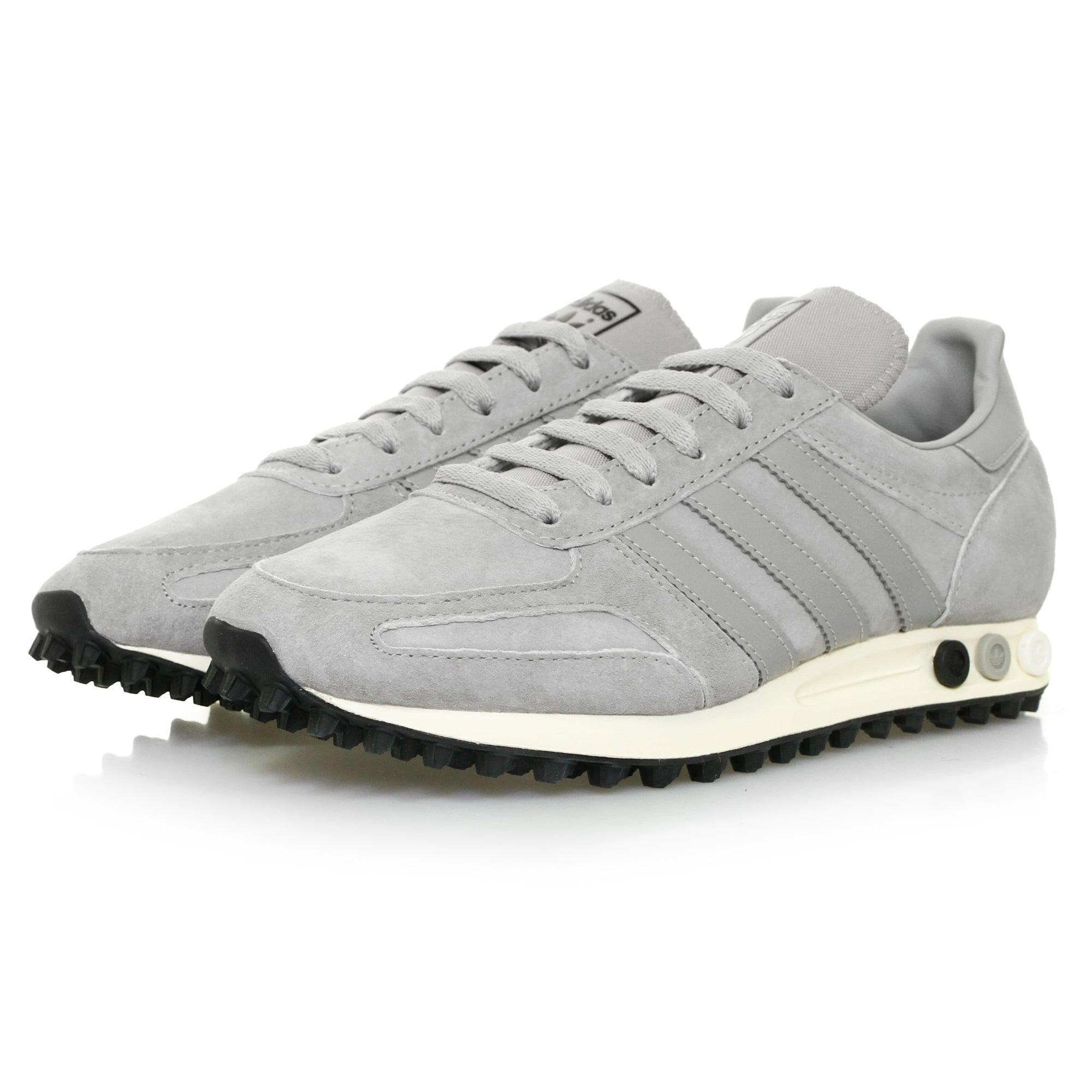 brand new 17b3c 7c167 adidas Originals La Trainer Og Grey Shoe in Gray for Men - Lyst
