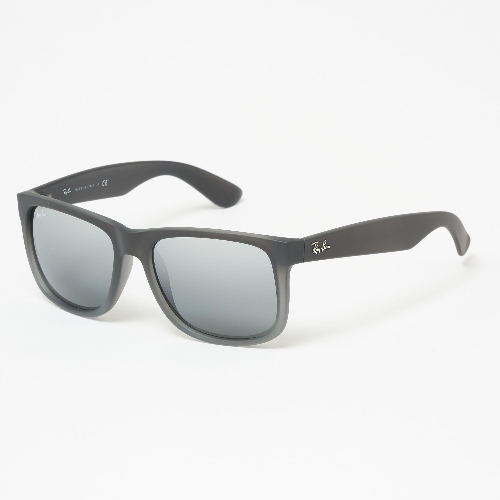 f7163e640 Ray-Ban Justin Smoke Grey Sunglasses 0Rb4165-852/88 for Men - Lyst