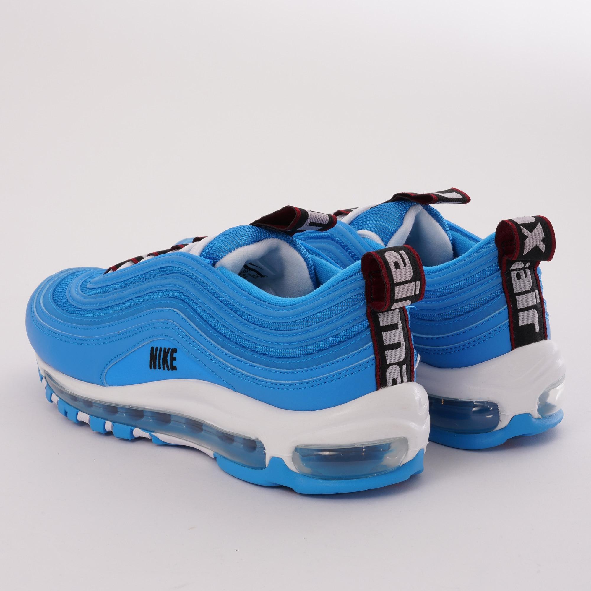 Nike - Blue Air Max 97 Prm for Men - Lyst. View fullscreen 265e6cbd9