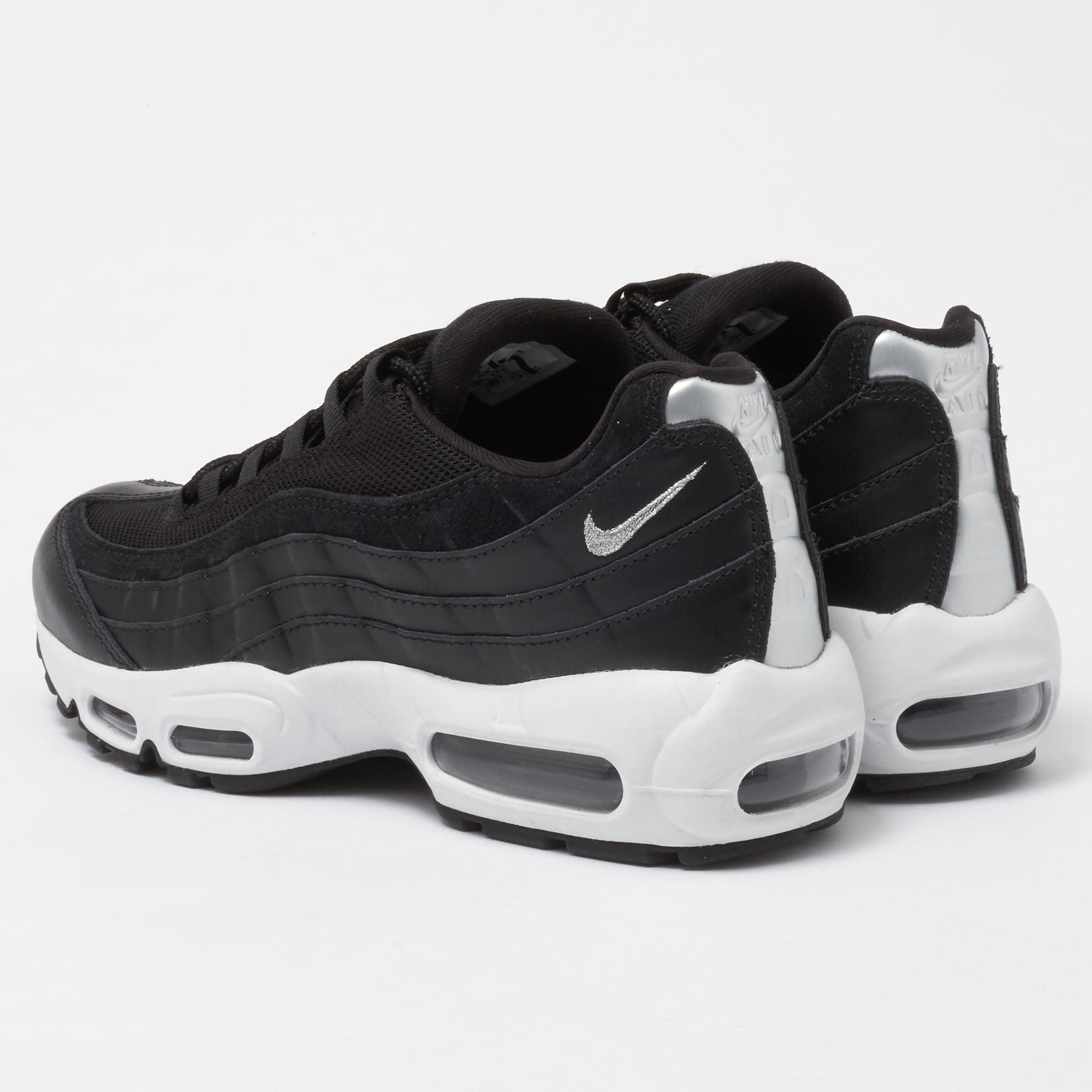online retailer 5b177 d9f46 Nike Black Air Max 95