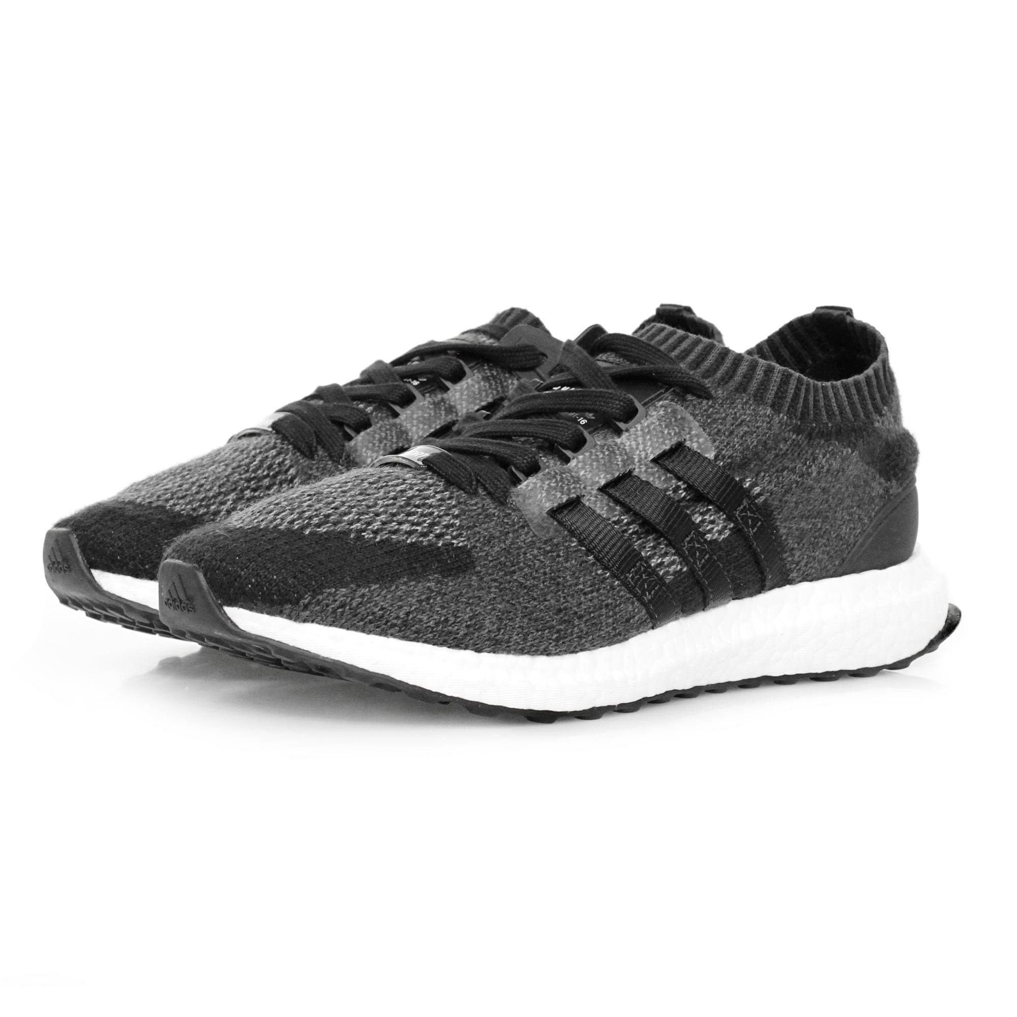 Lyst adidas Originals EQT Support ultra PK zapato negro en negro para