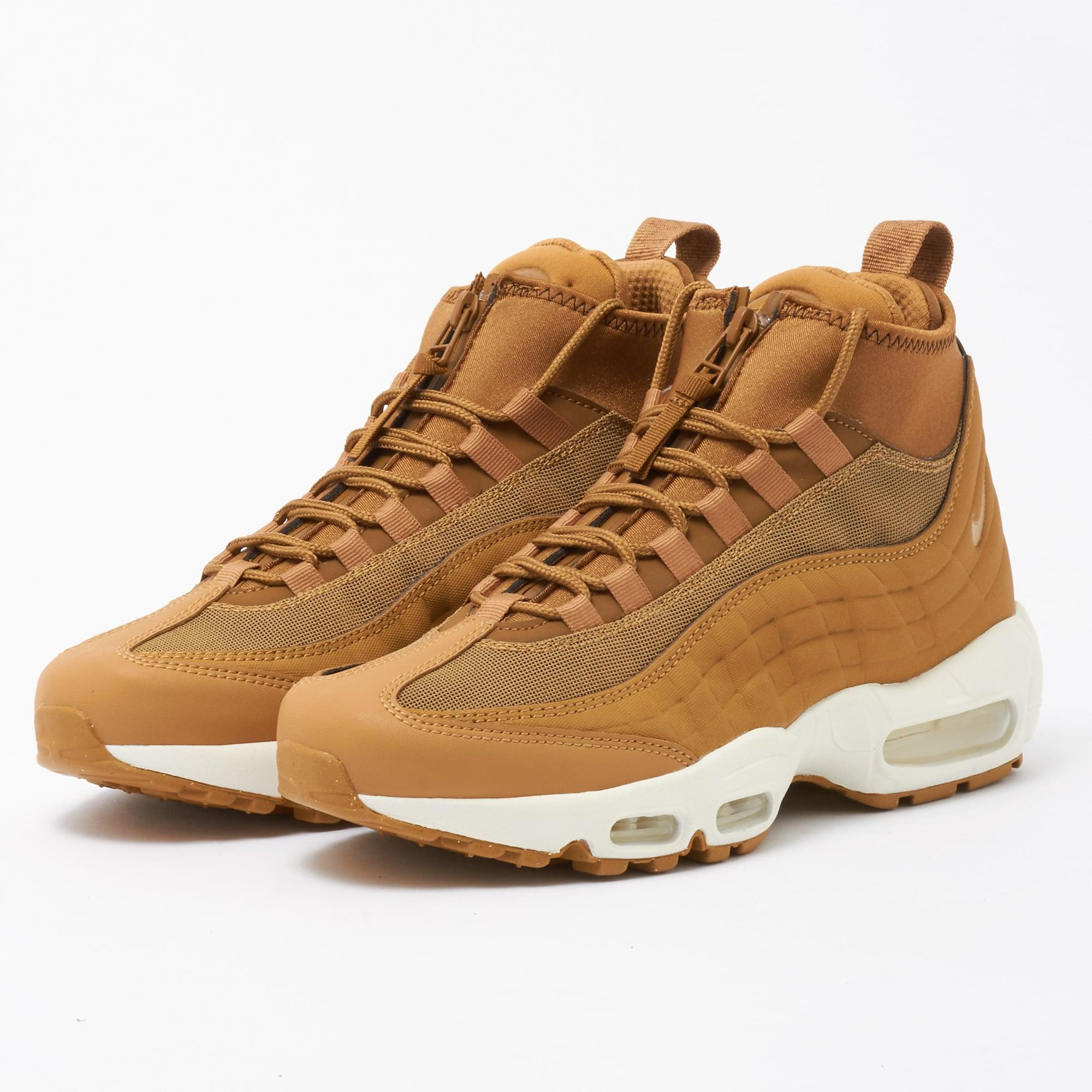 best website 45903 dc83c Nike Air Max 95 Sneakerboot - Flax for Men - Lyst
