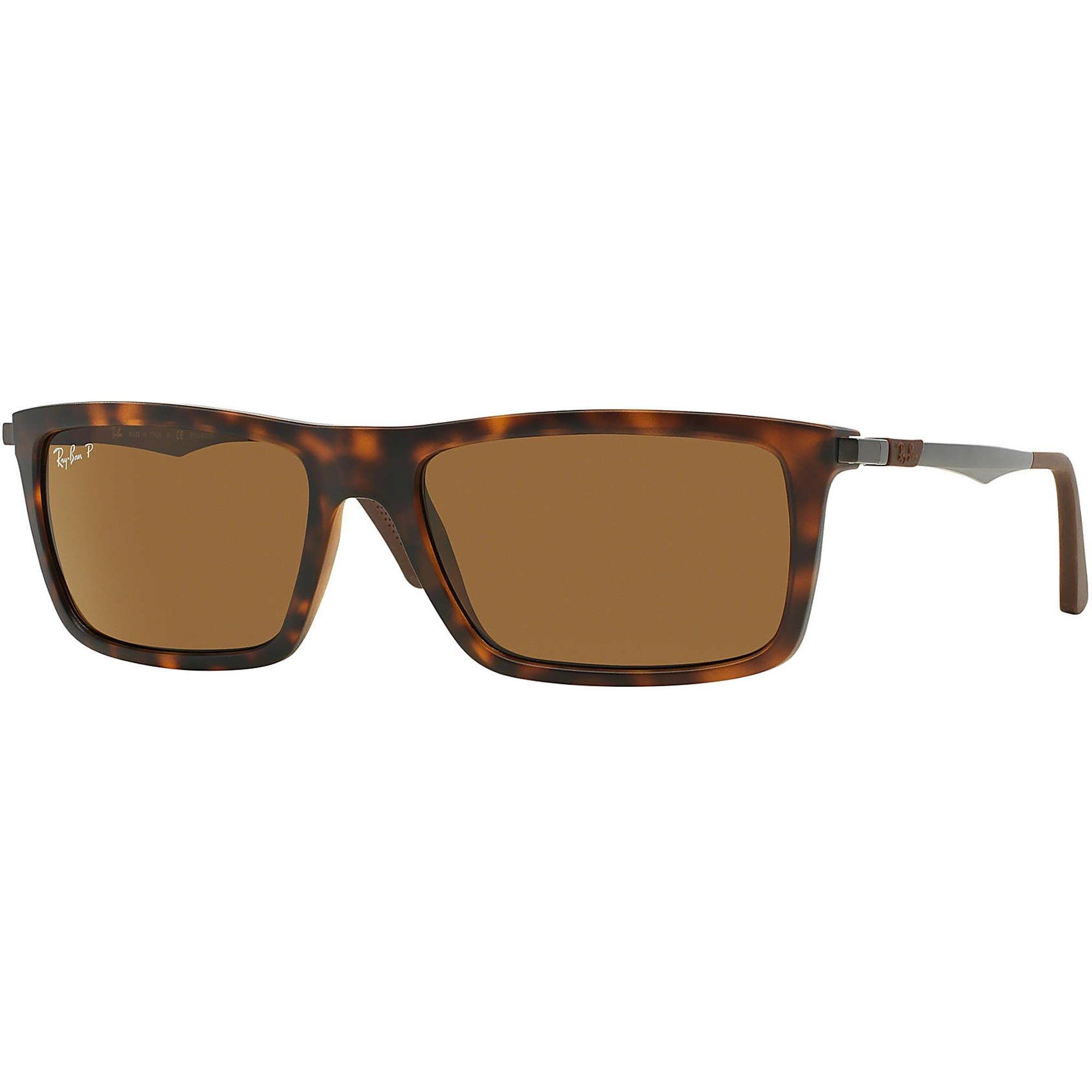 524d64e23d Lyst - Ray-Ban Rb4214 Sunglasses - Brown Classic B-15 Lenses in Brown