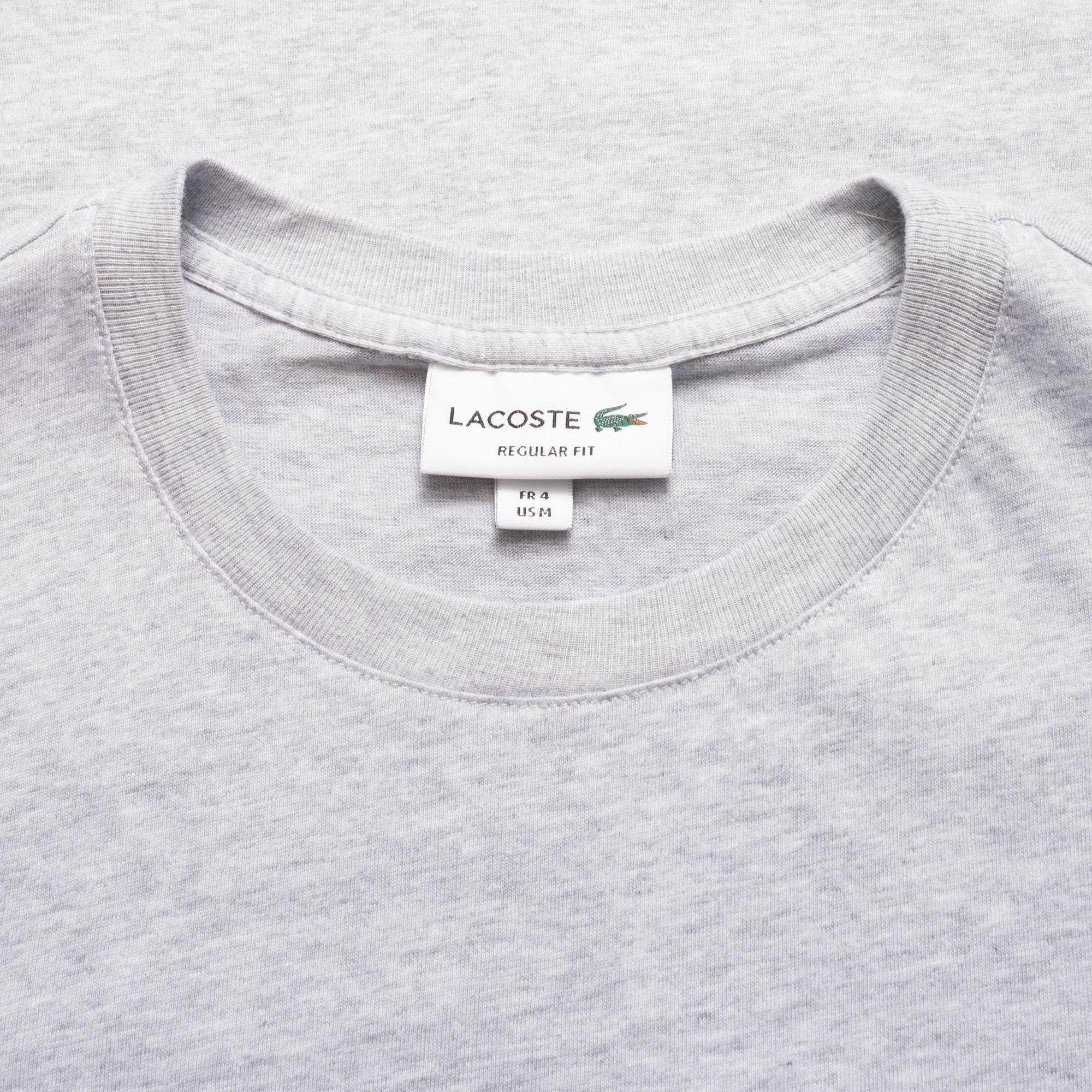 f86d55850e93a Lacoste - Multicolor Large Logo T-shirt for Men - Lyst. View fullscreen