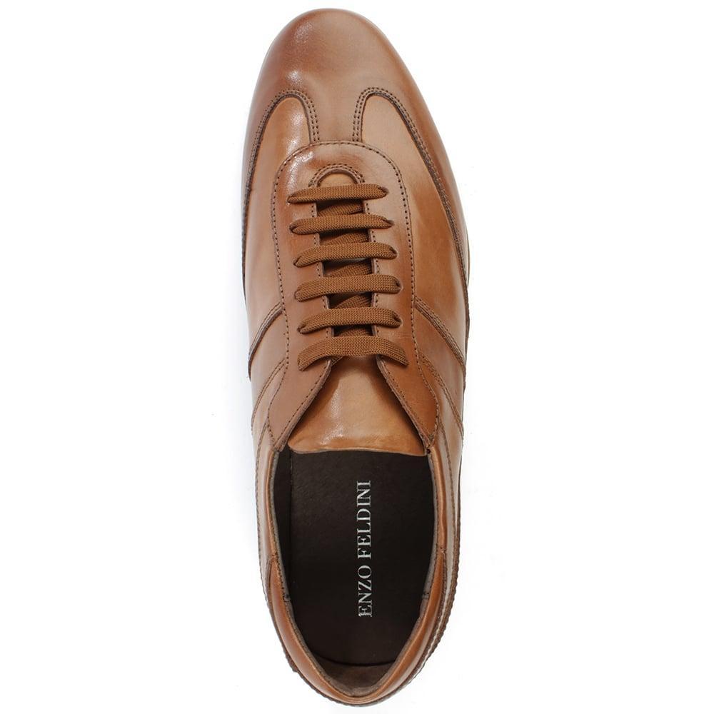 Enzo Feldini Brown Shoes