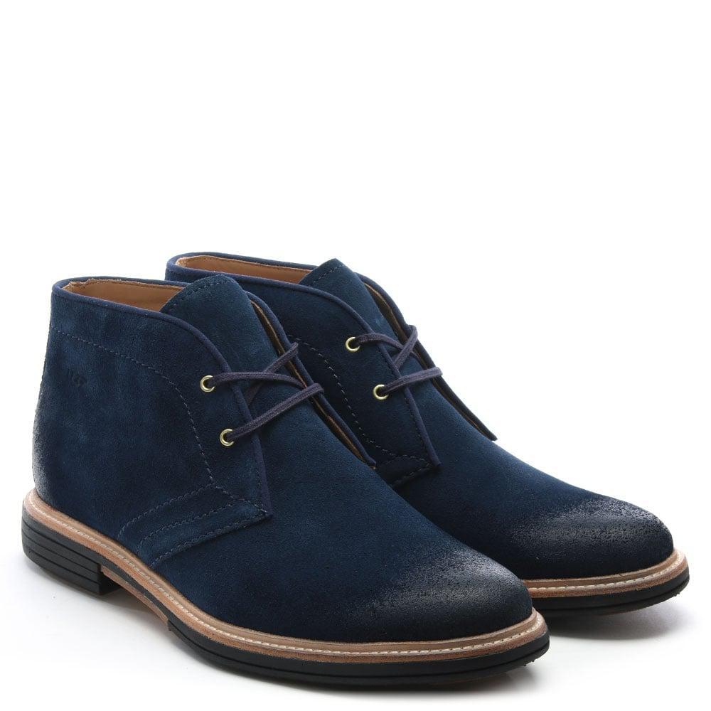 navy blue men ugg boots