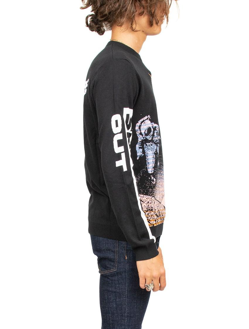 33b025cc KENZO 'spaced Out' Sweater for Men - Lyst