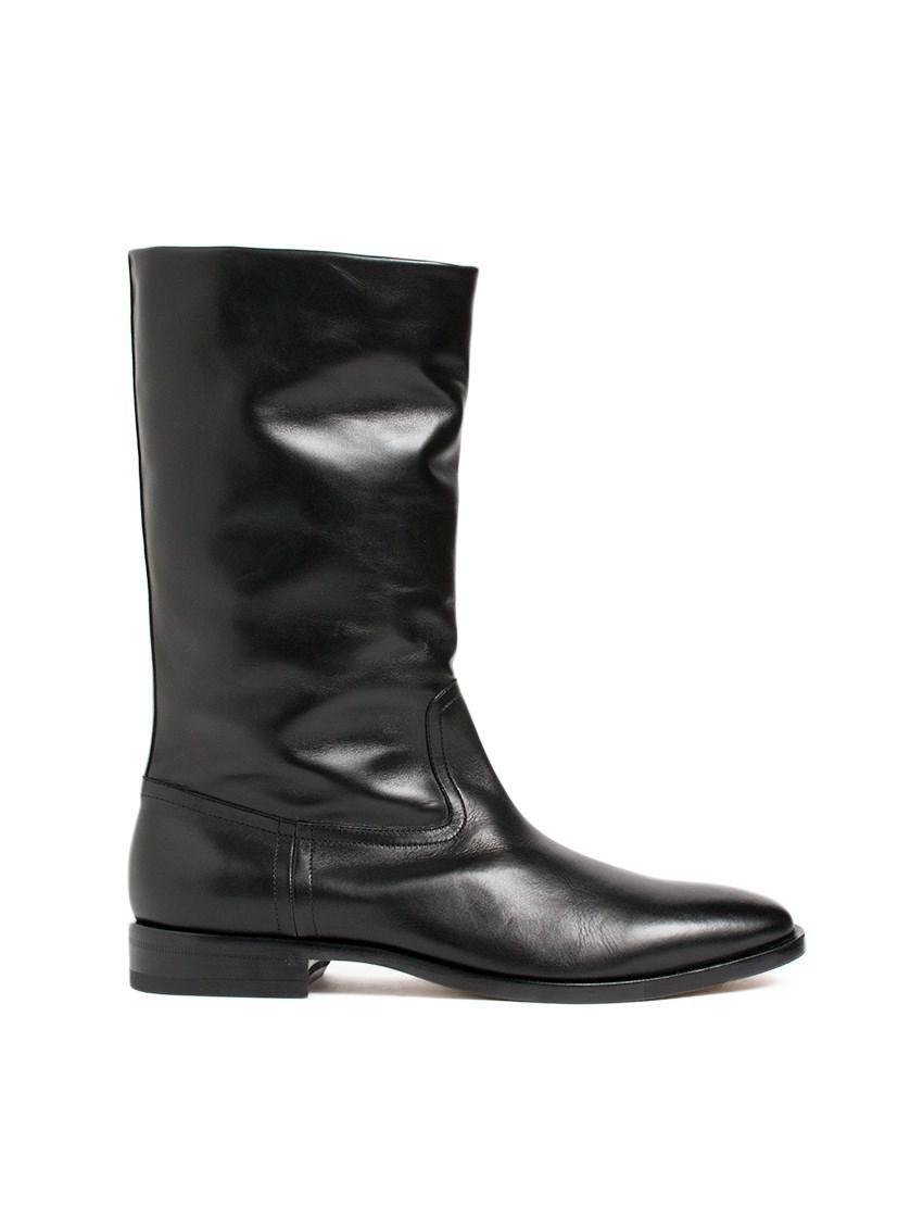 Matt boots - Black Saint Laurent 4nO1YZ