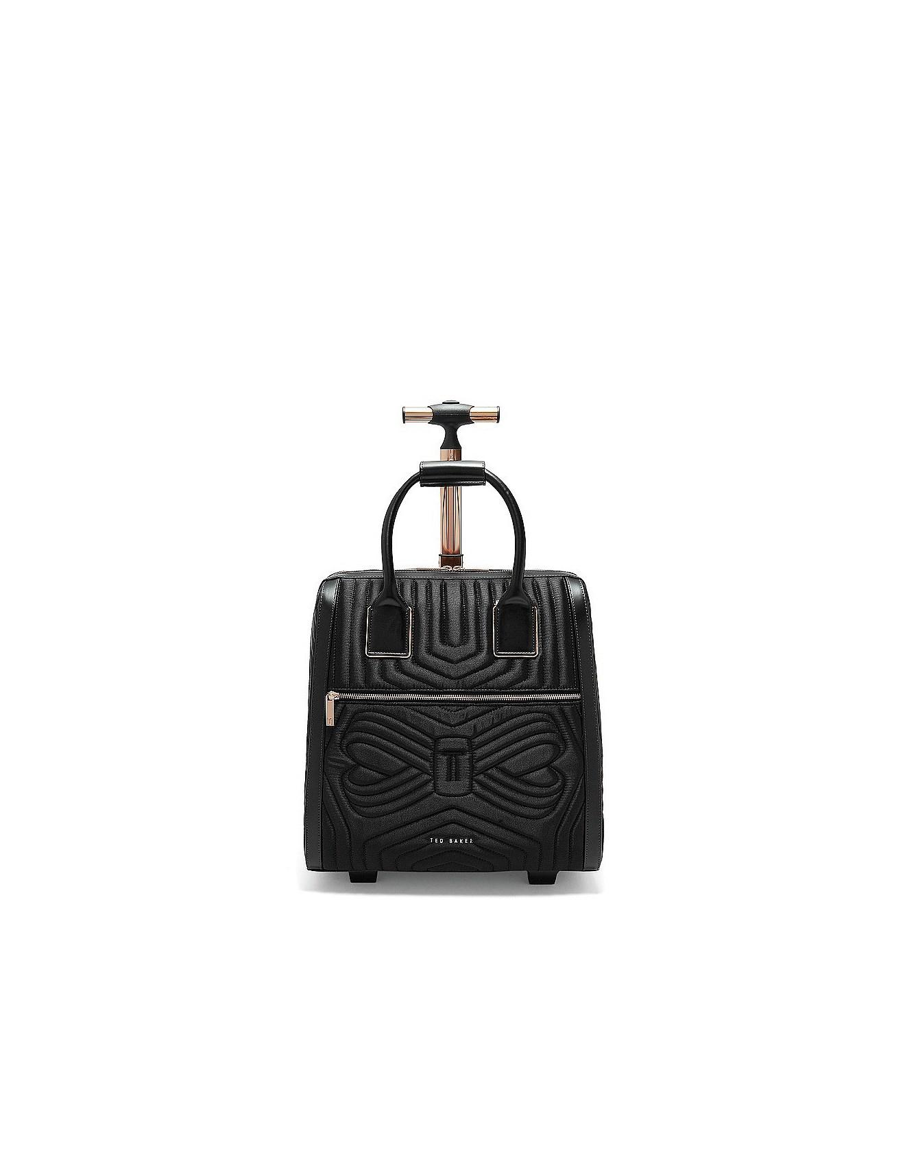 9587acdce683 Ted Baker Anisee Travel Bag in Black - Lyst