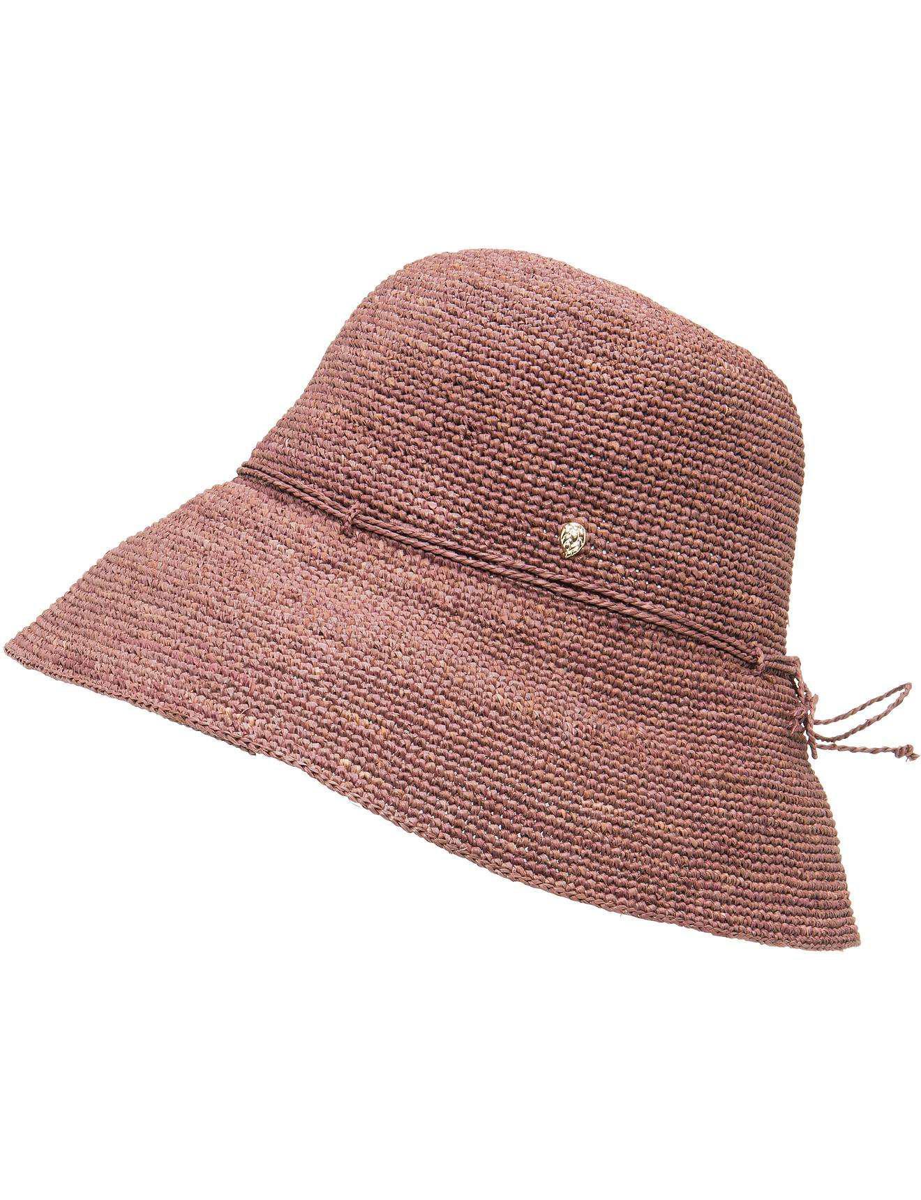 06c5b0fe2f4e0 Helen Kaminski Yr Rollable Raffia Crochet - Lyst